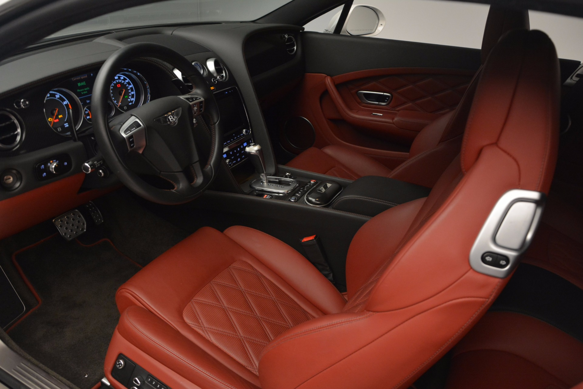 Used 2013 Bentley Continental GT V8 For Sale In Westport, CT 802_p27