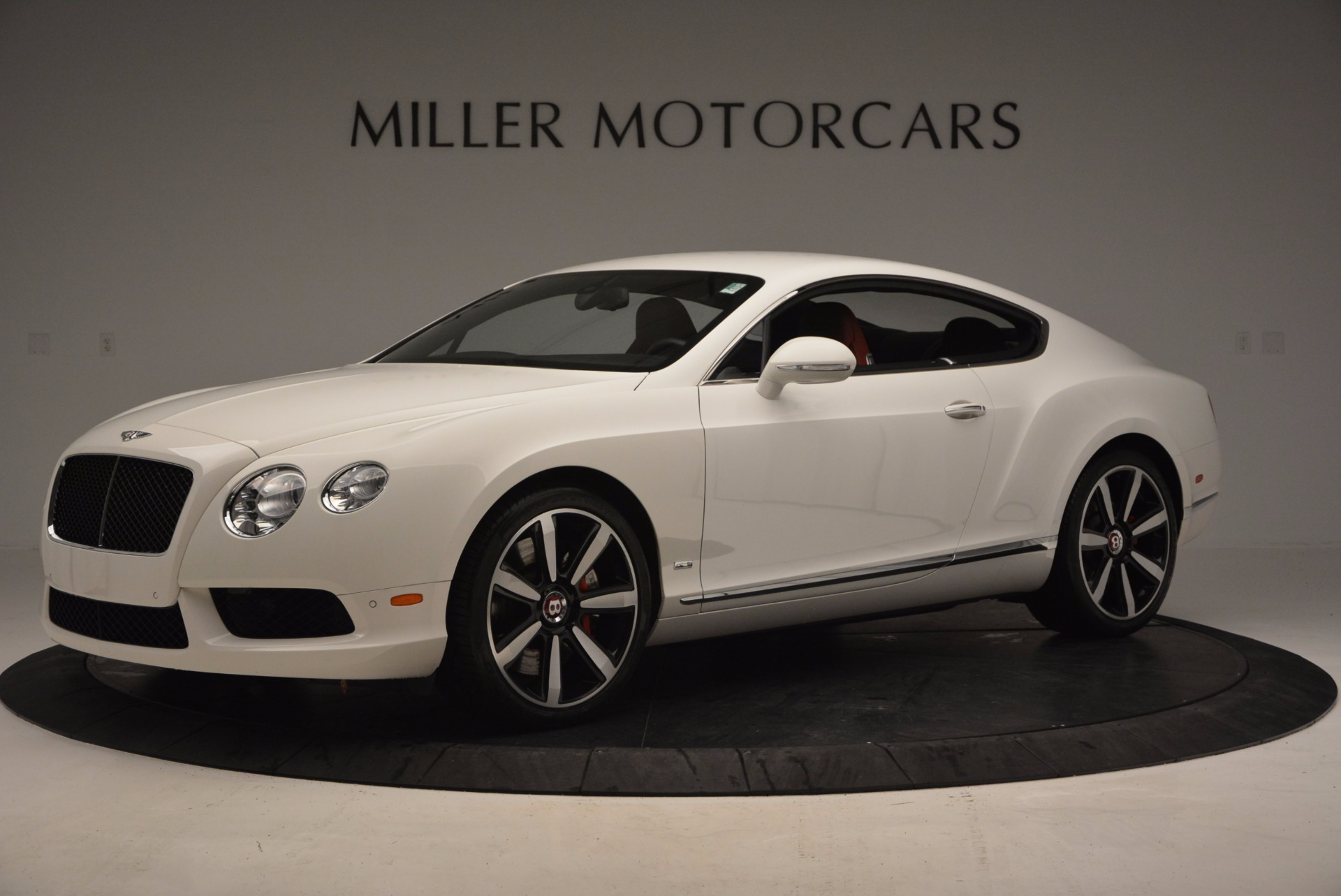 Used 2013 Bentley Continental GT V8 For Sale In Westport, CT 802_p2