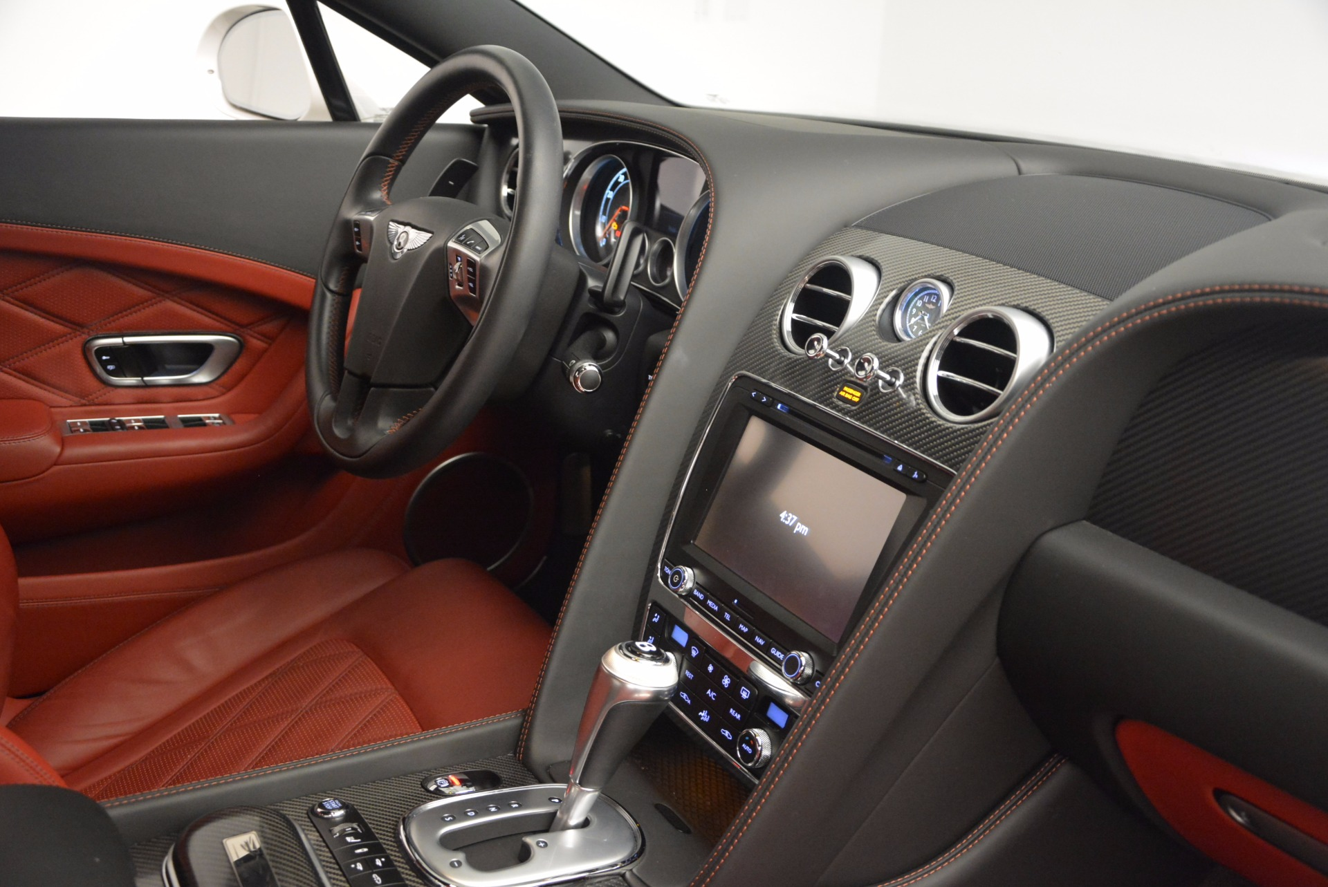 Used 2013 Bentley Continental GT V8 For Sale In Westport, CT 802_p38