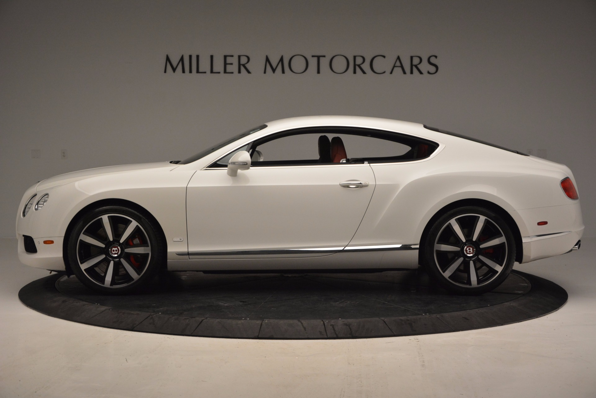 Used 2013 Bentley Continental GT V8 For Sale In Westport, CT 802_p3