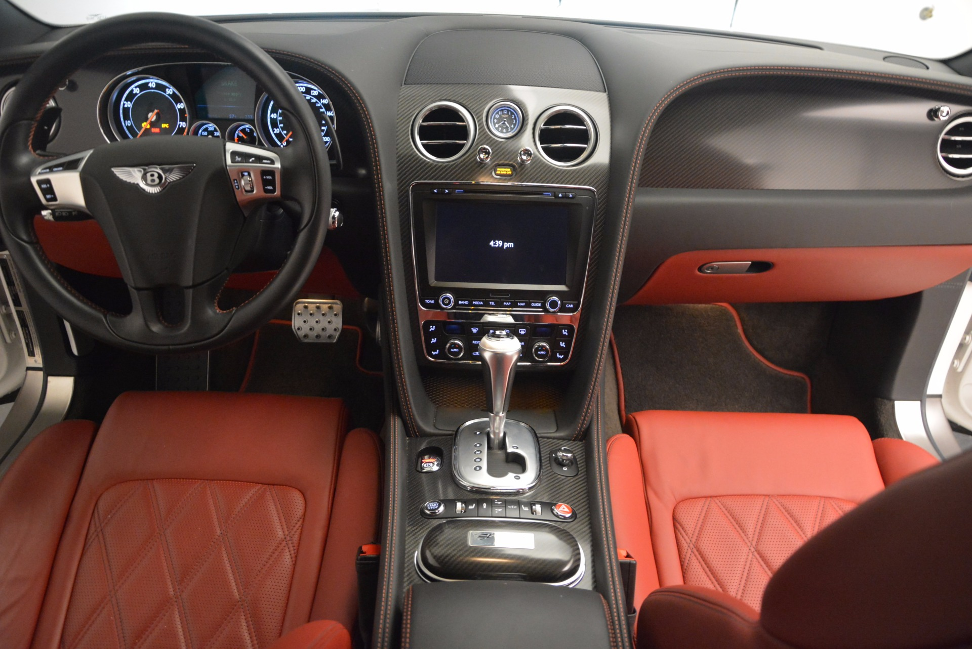 Used 2013 Bentley Continental GT V8 For Sale In Westport, CT 802_p42