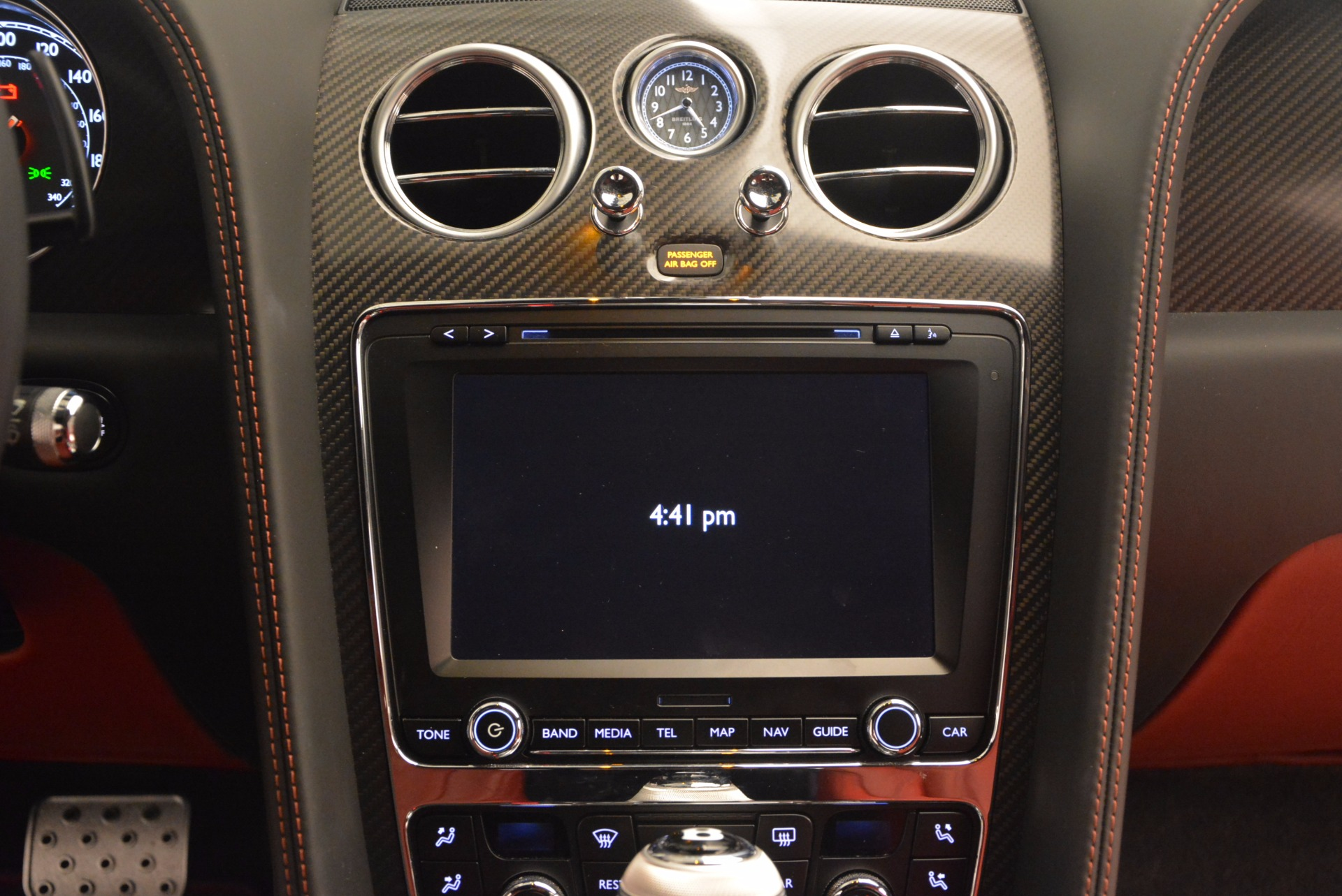 Used 2013 Bentley Continental GT V8 For Sale In Westport, CT 802_p44