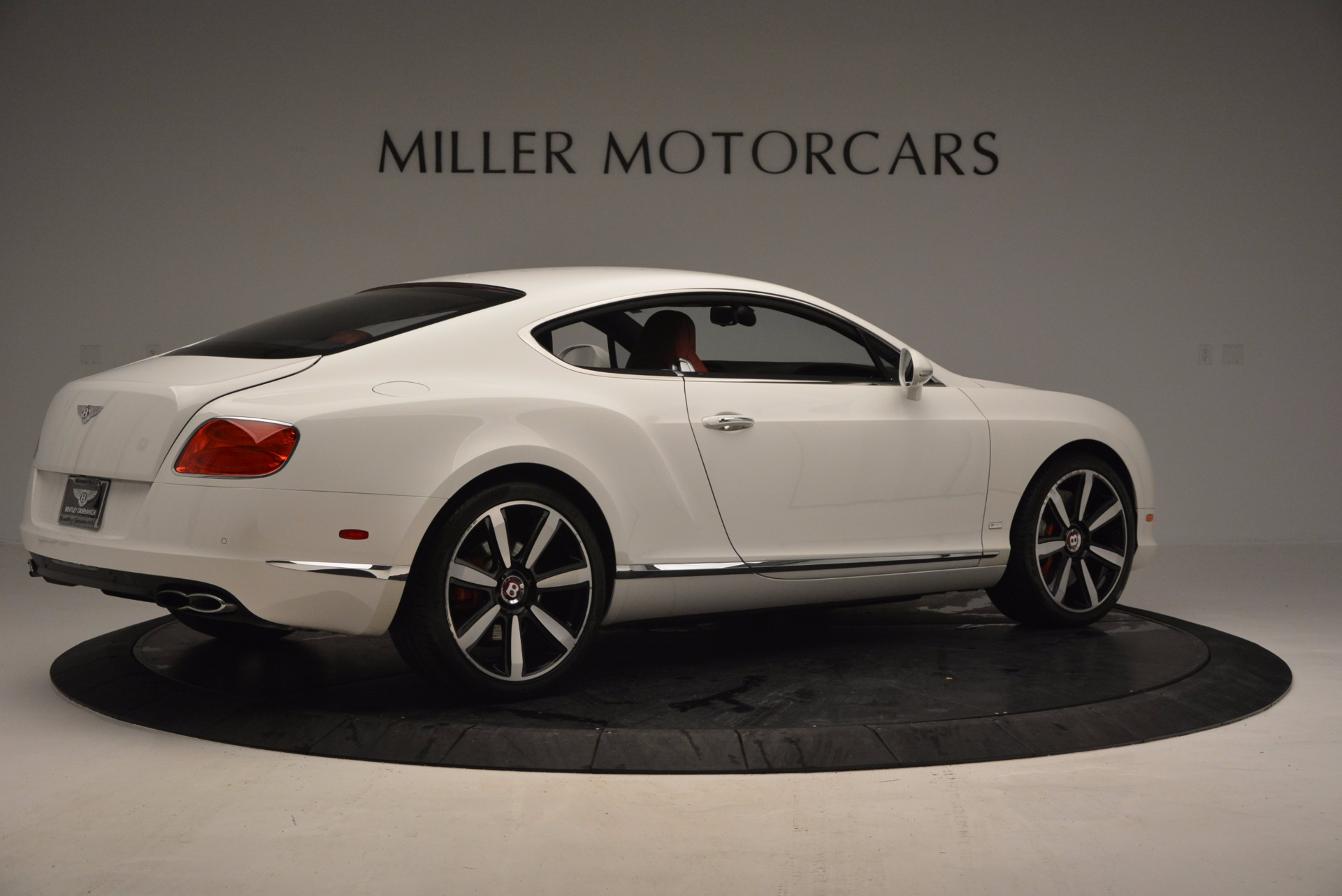 Used 2013 Bentley Continental GT V8 For Sale In Westport, CT 802_p8
