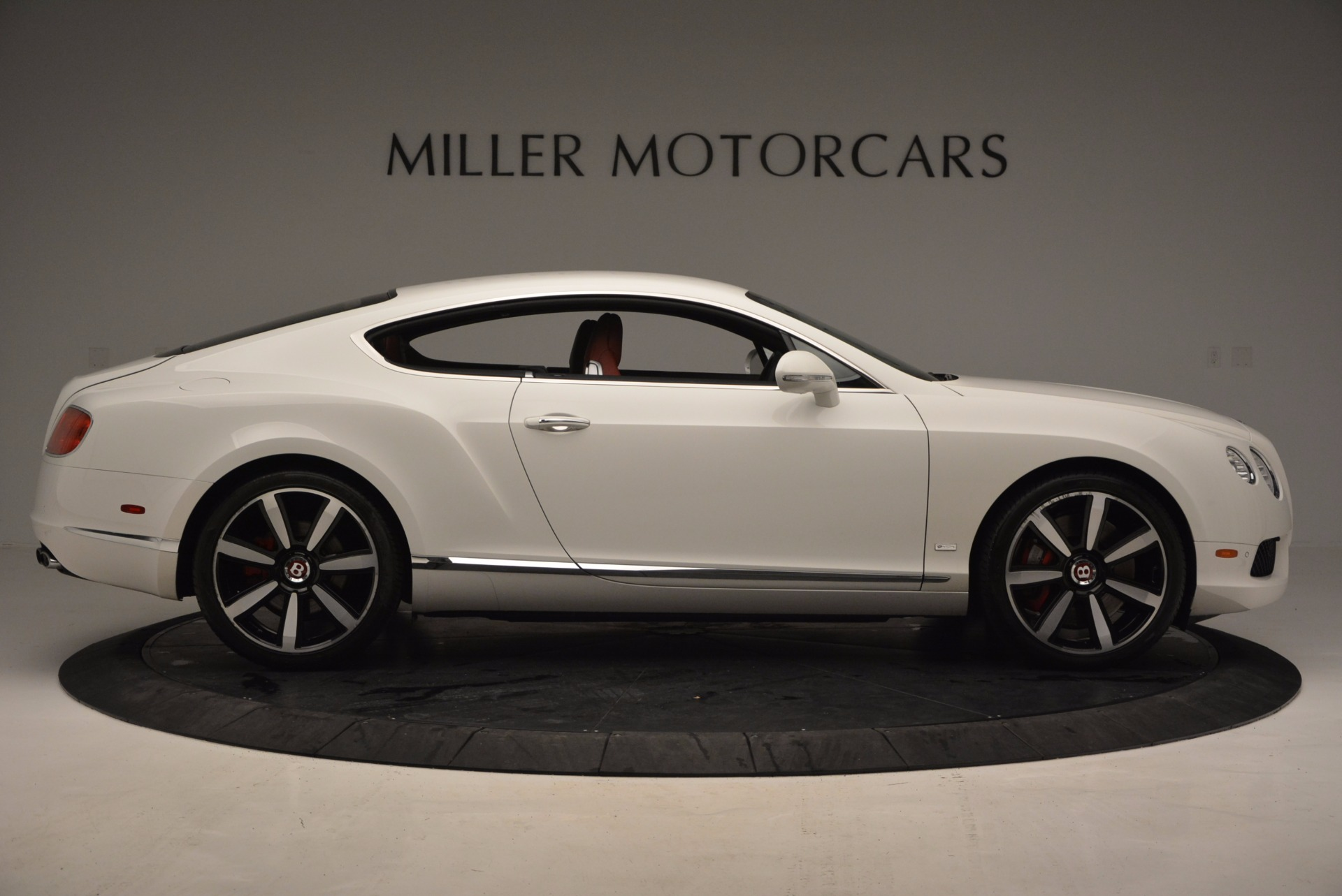 Used 2013 Bentley Continental GT V8 For Sale In Westport, CT 802_p9