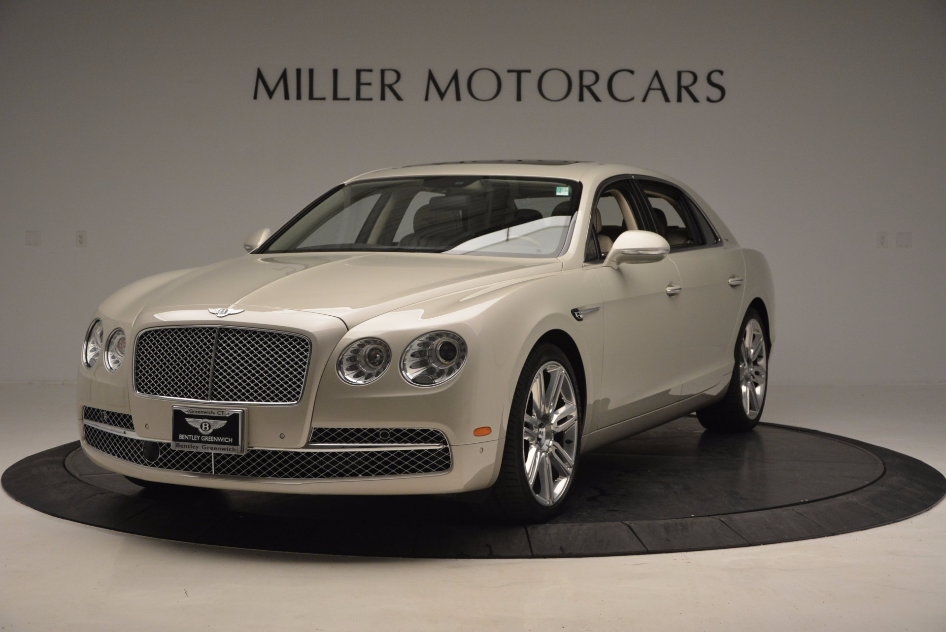 Used 2016 Bentley Flying Spur W12  For Sale In Westport, CT 804_main