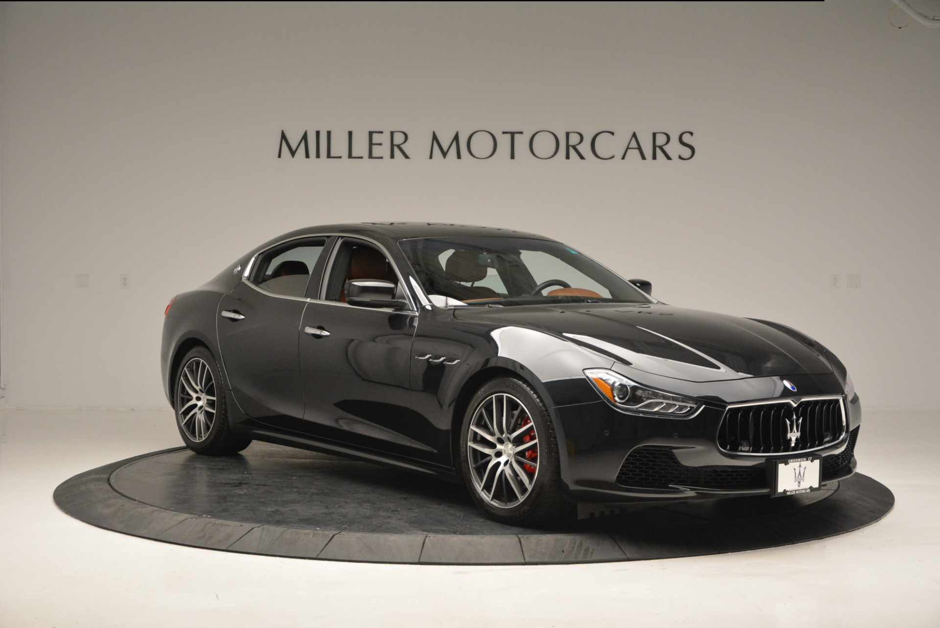 Used 2014 Maserati Ghibli S Q4 For Sale In Westport, CT 805_p11