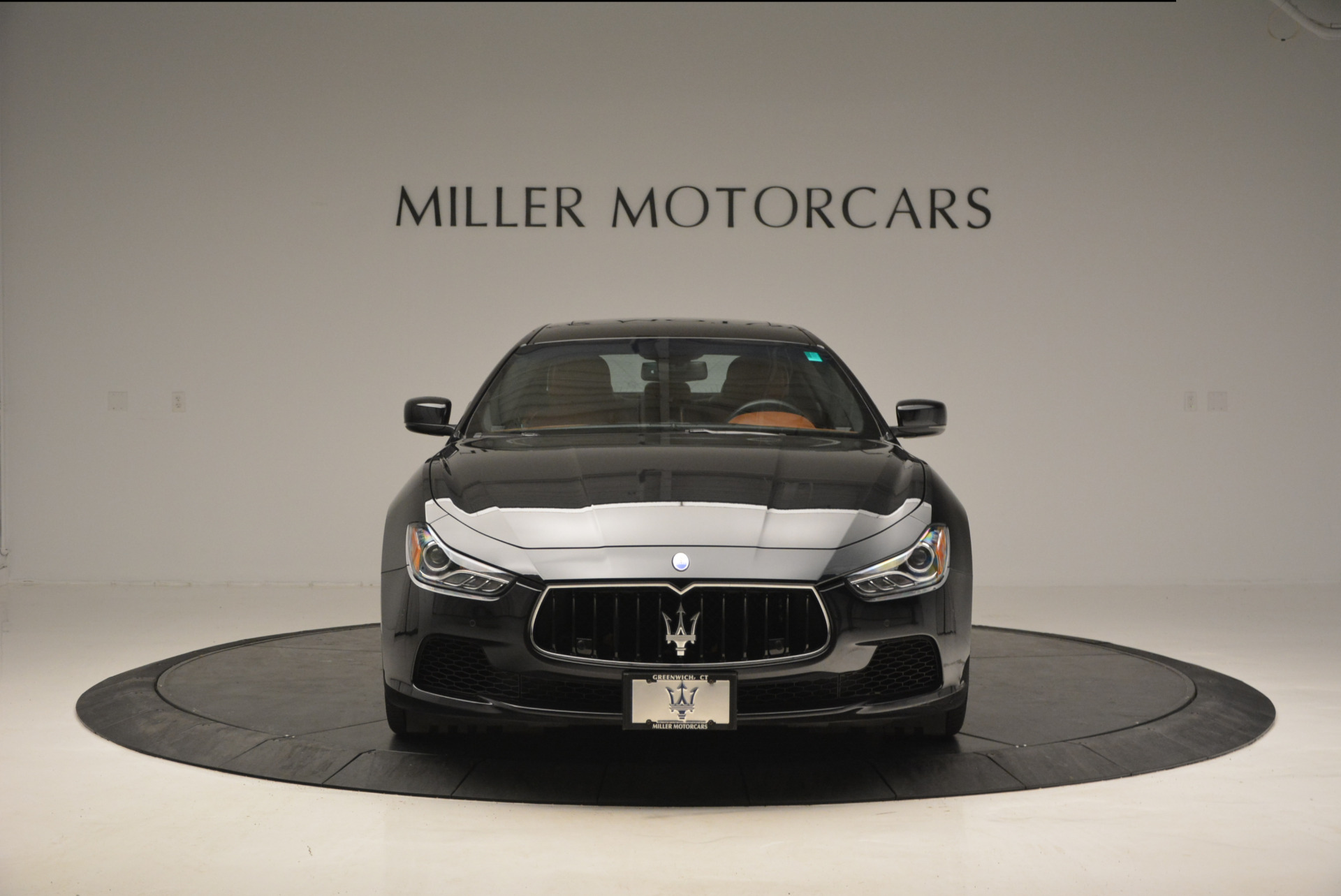 Used 2014 Maserati Ghibli S Q4 For Sale In Westport, CT 805_p12
