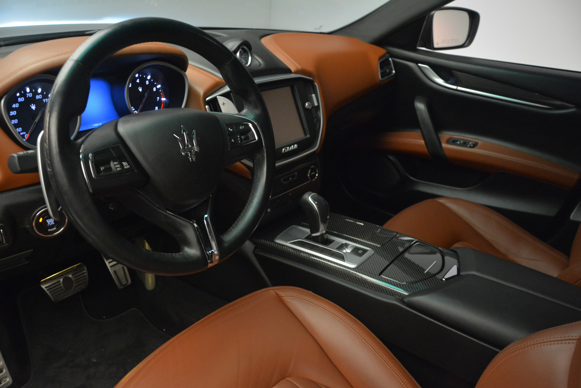 Used 2014 Maserati Ghibli S Q4 For Sale In Westport, CT 805_p13