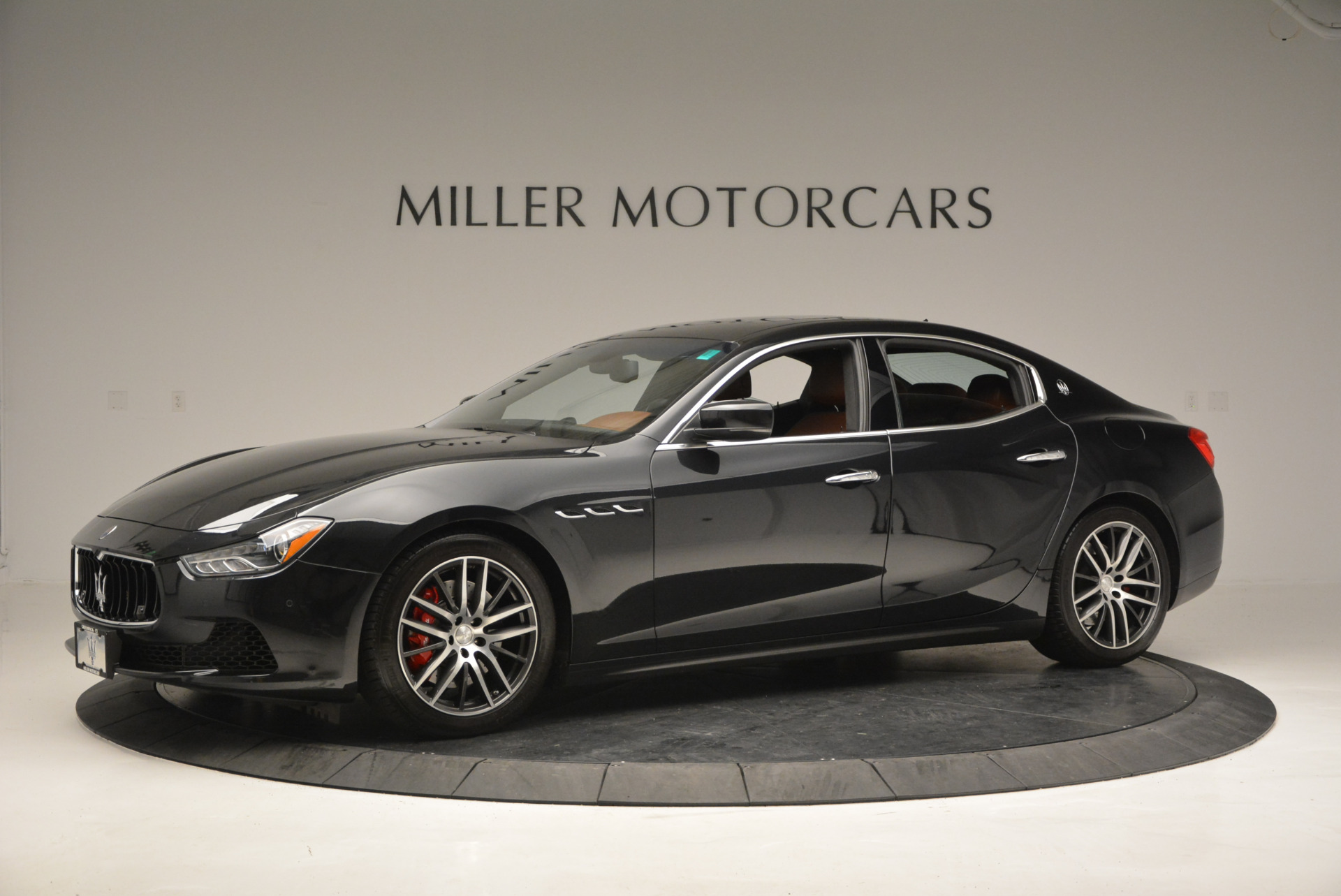 Used 2014 Maserati Ghibli S Q4 For Sale In Westport, CT 805_p2