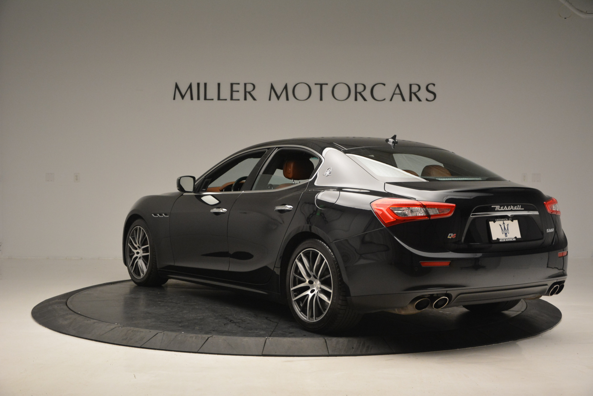 Used 2014 Maserati Ghibli S Q4 For Sale In Westport, CT 805_p5