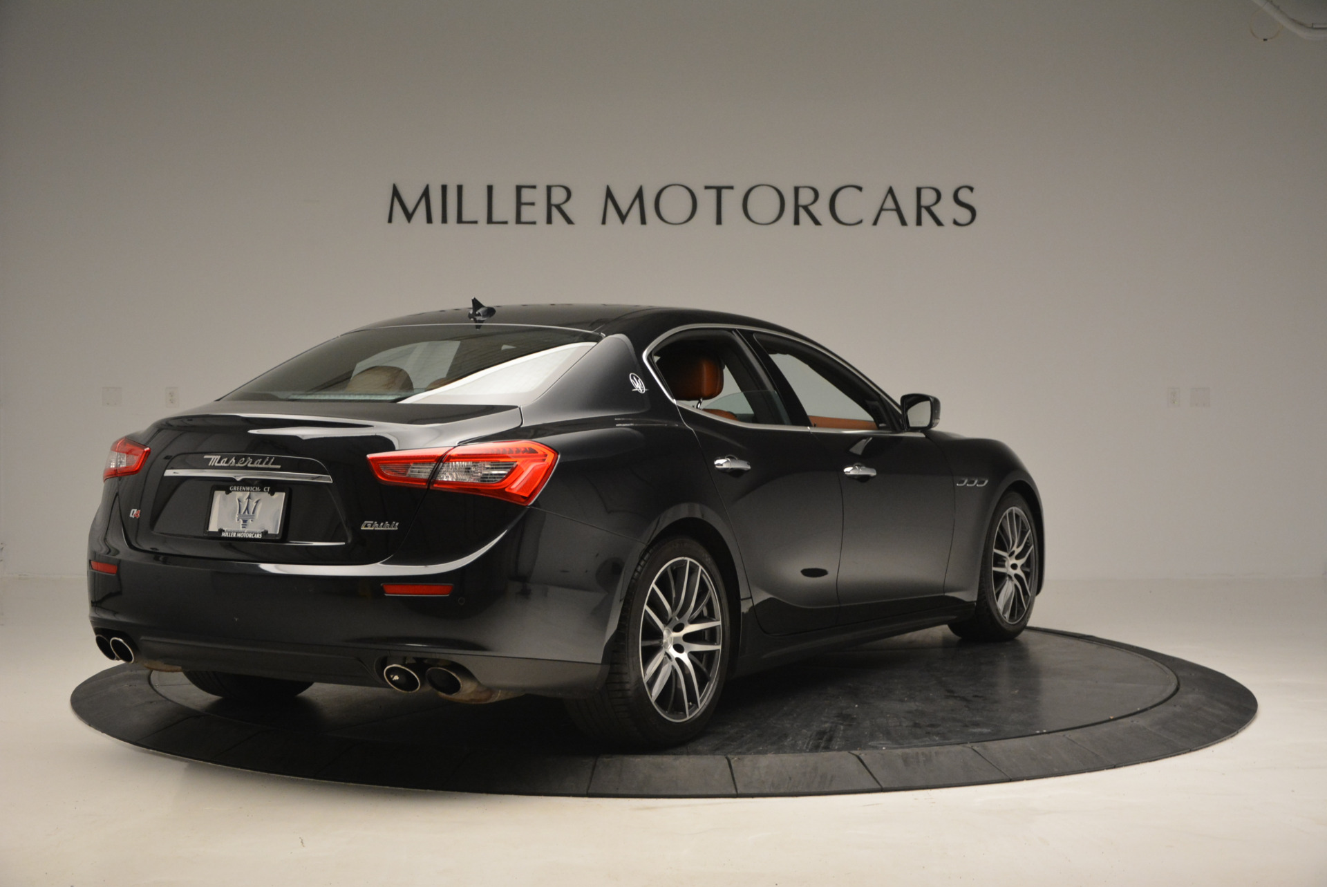 Used 2014 Maserati Ghibli S Q4 For Sale In Westport, CT 805_p7
