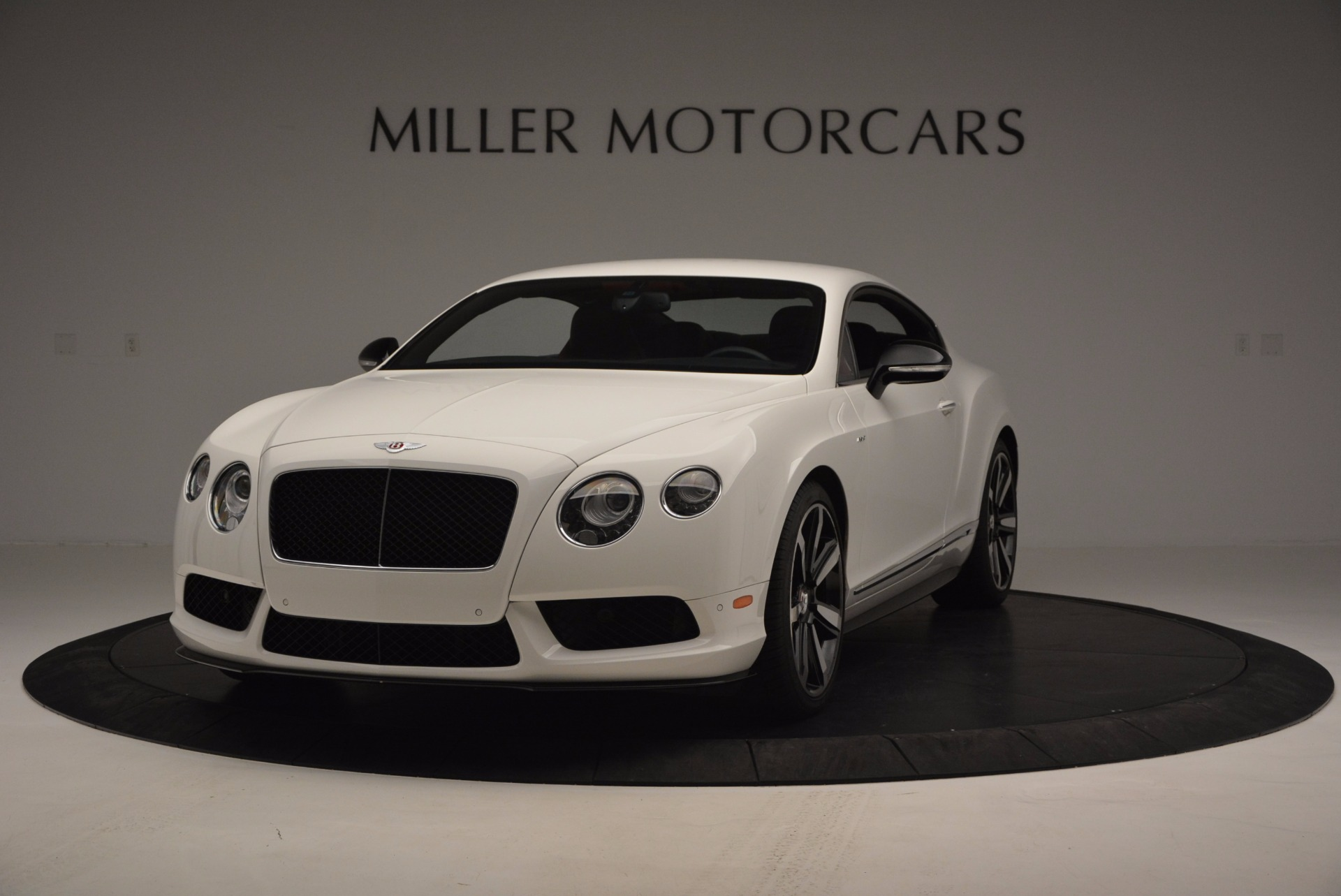 Used 2014 Bentley Continental GT V8 S For Sale In Westport, CT 806_main
