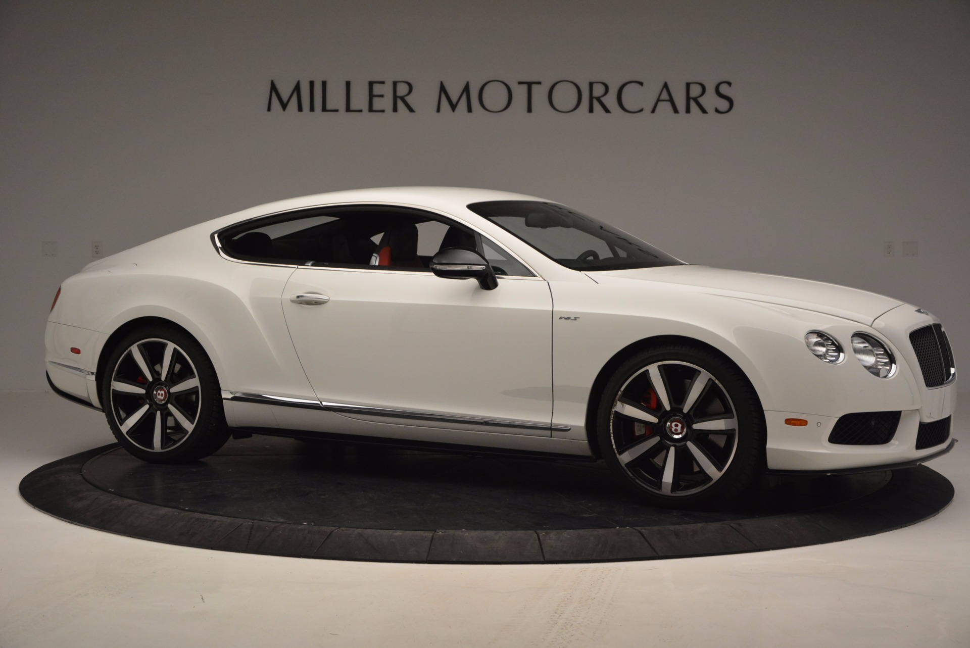 Used 2014 Bentley Continental GT V8 S For Sale In Westport, CT 806_p10