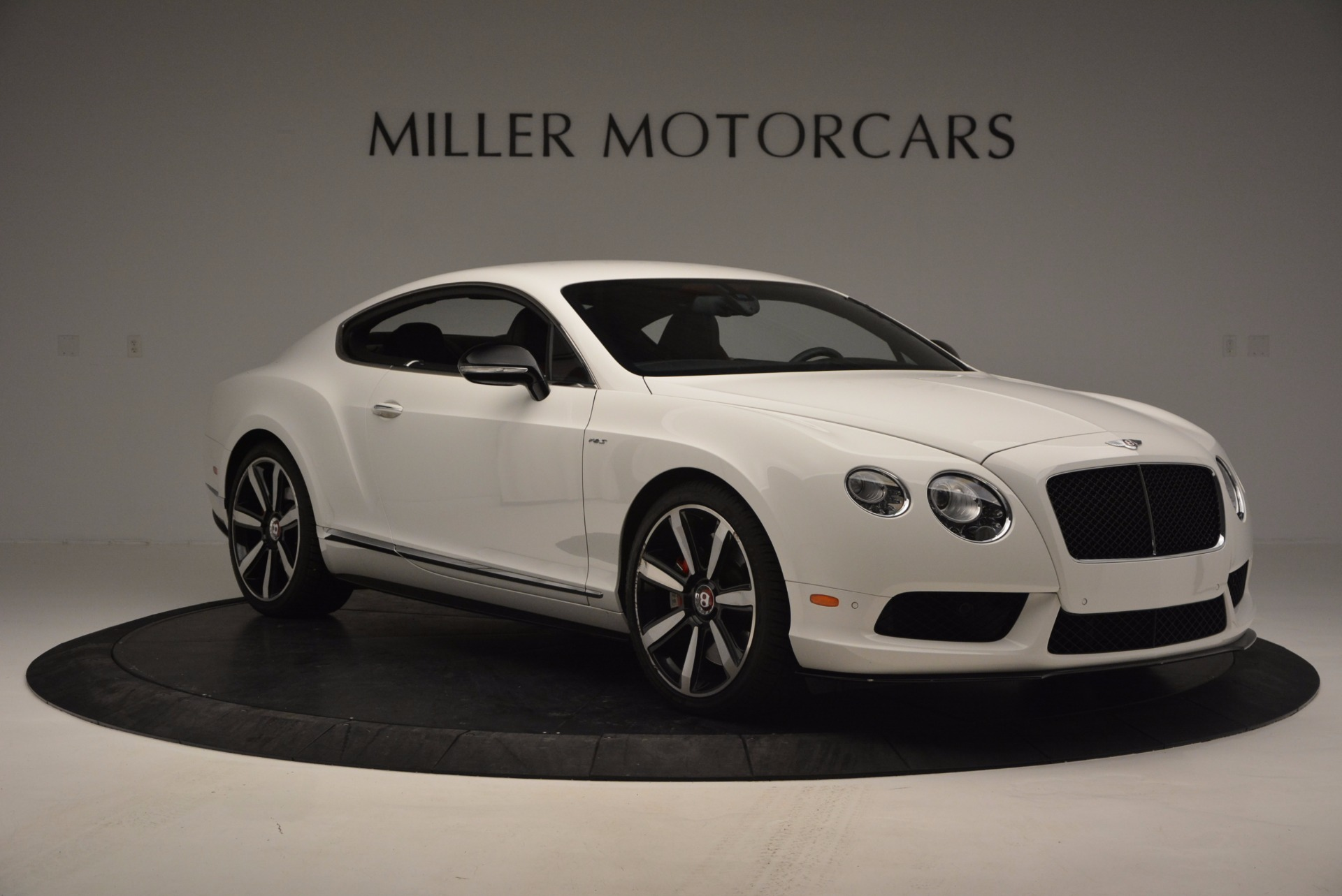 Used 2014 Bentley Continental GT V8 S For Sale In Westport, CT 806_p11