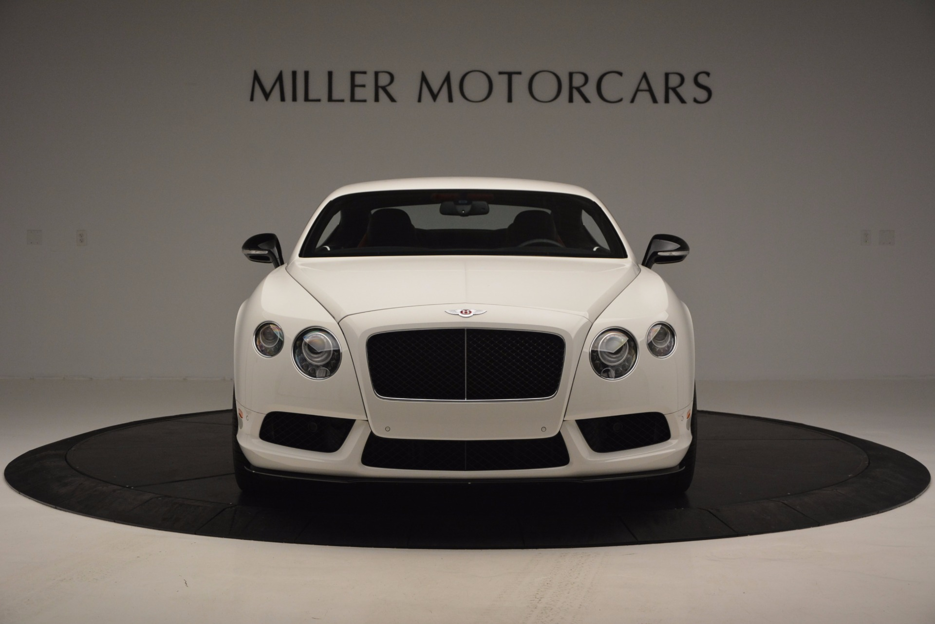 Used 2014 Bentley Continental GT V8 S For Sale In Westport, CT 806_p12