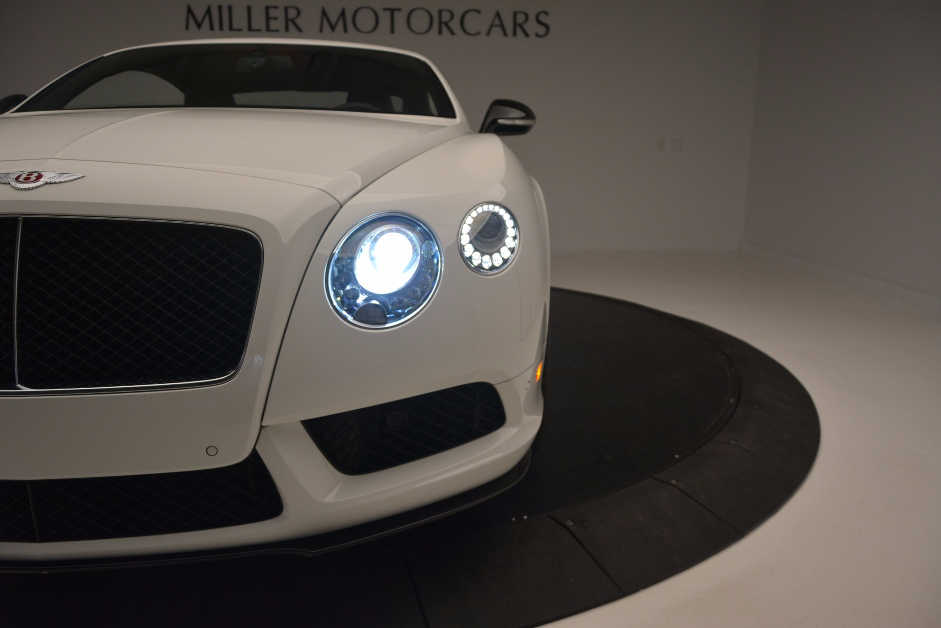 Used 2014 Bentley Continental GT V8 S For Sale In Westport, CT 806_p17