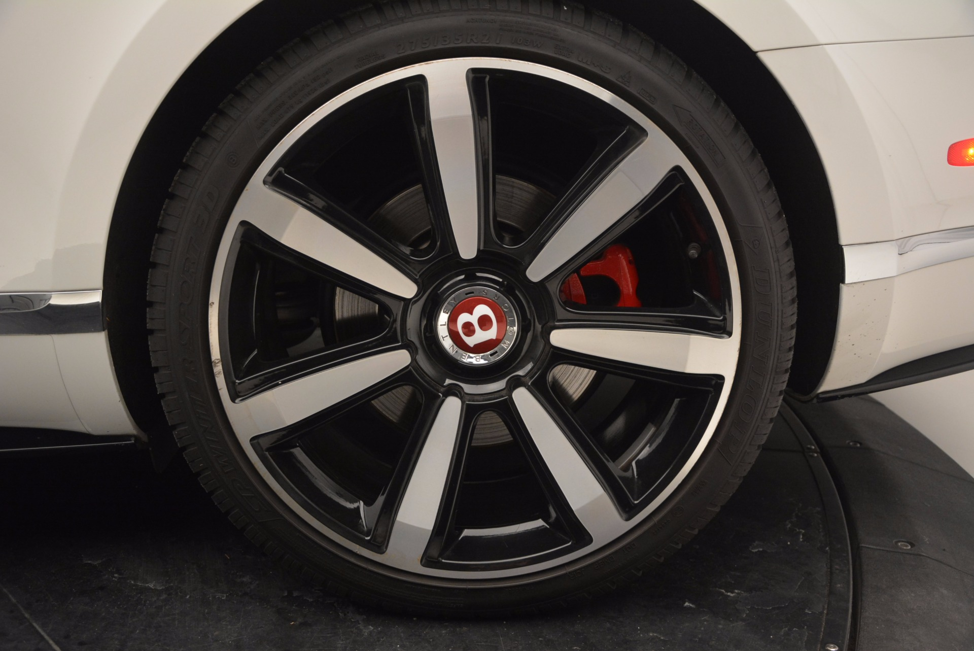 Used 2014 Bentley Continental GT V8 S For Sale In Westport, CT 806_p21