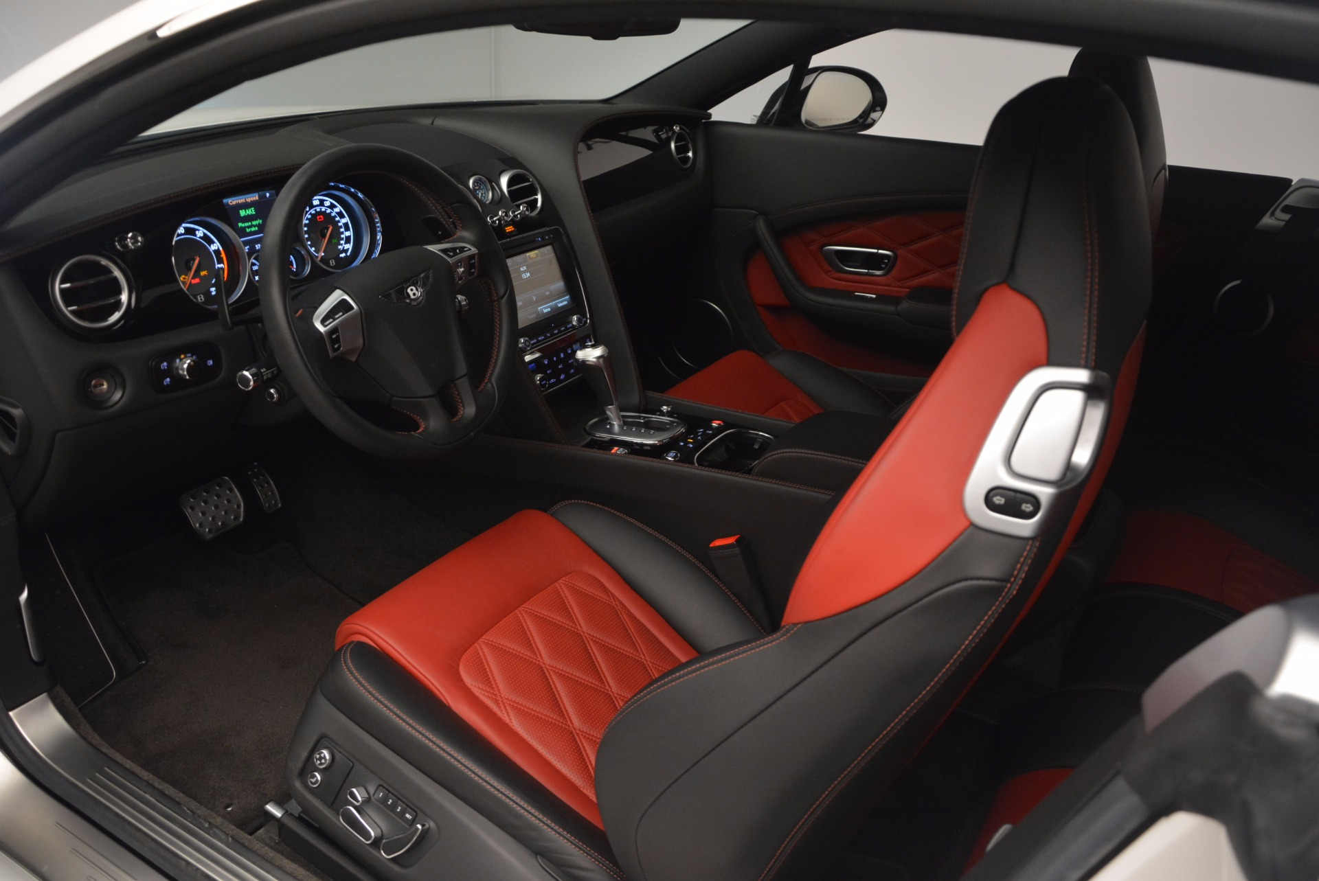 Used 2014 Bentley Continental GT V8 S For Sale In Westport, CT 806_p27