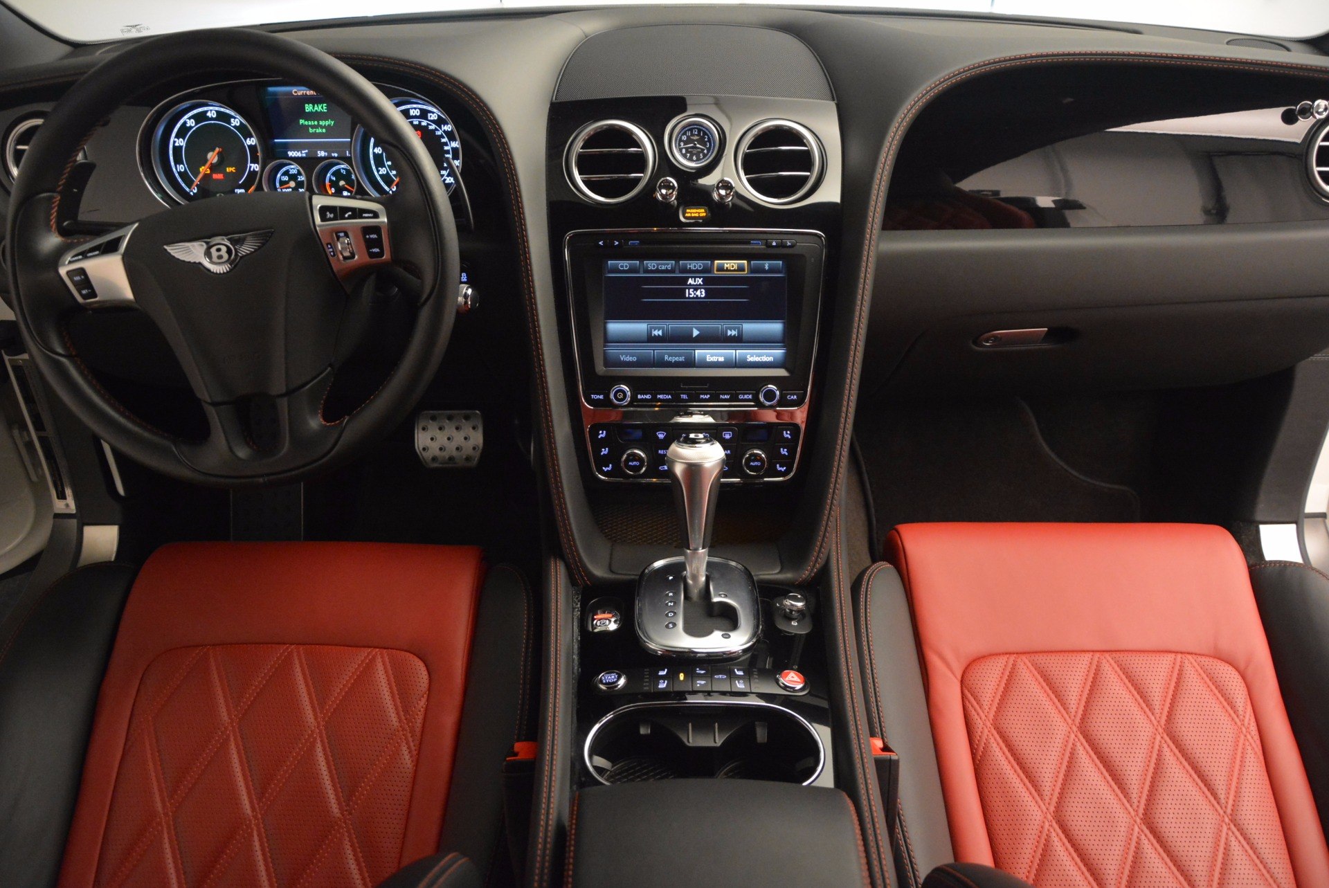 Used 2014 Bentley Continental GT V8 S For Sale In Westport, CT 806_p41