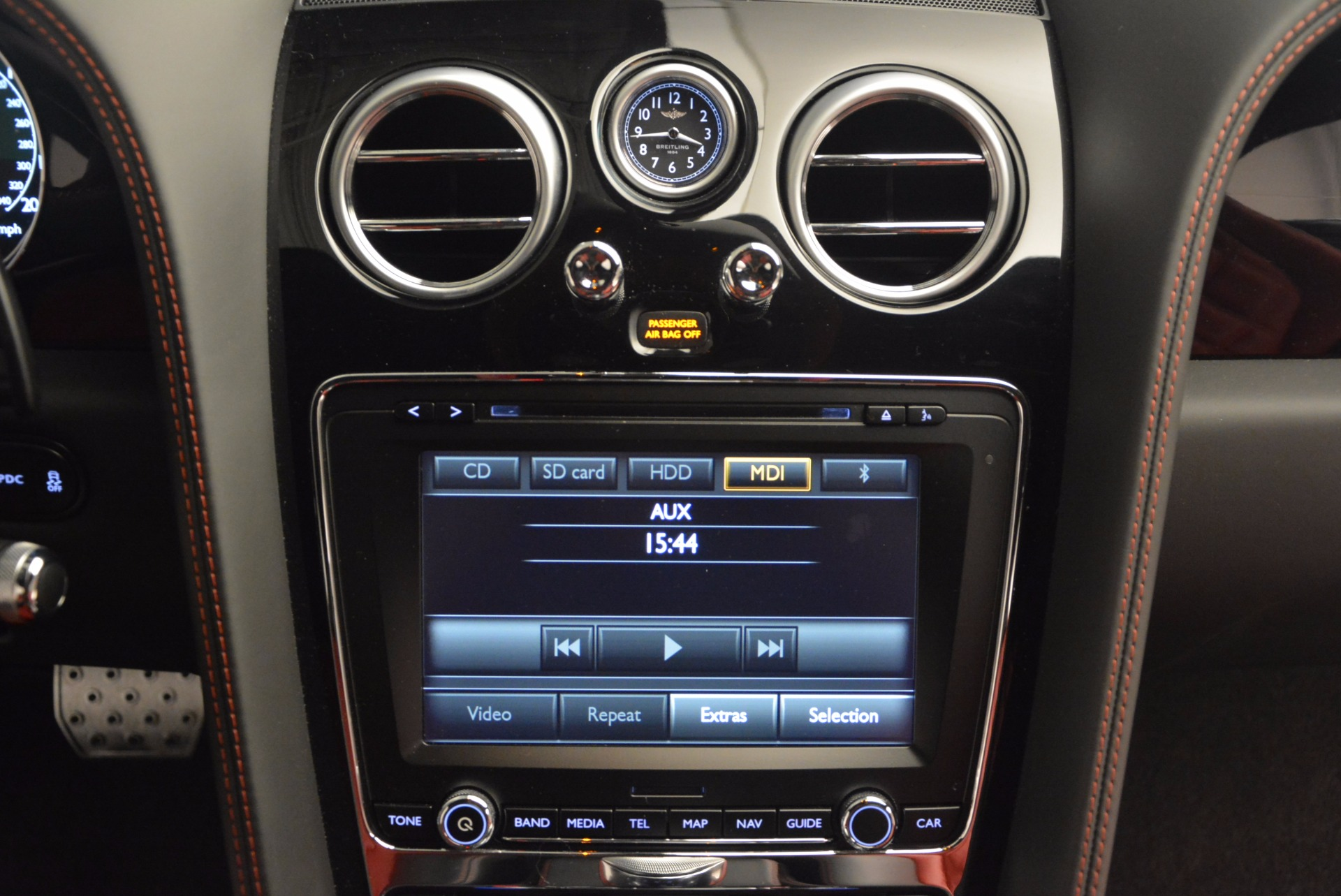 Used 2014 Bentley Continental GT V8 S For Sale In Westport, CT 806_p42