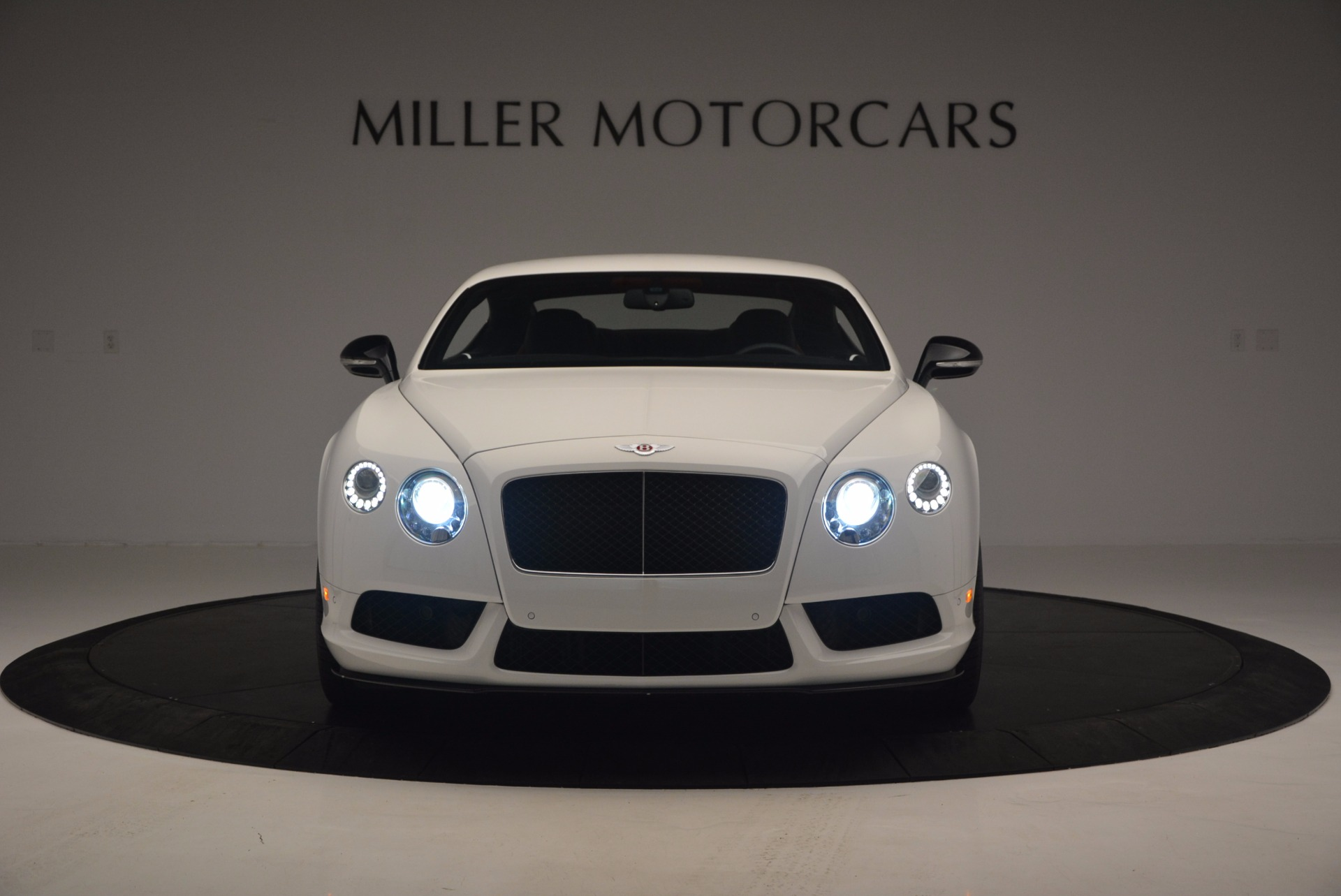 Used 2014 Bentley Continental GT V8 S For Sale In Westport, CT 806_p46