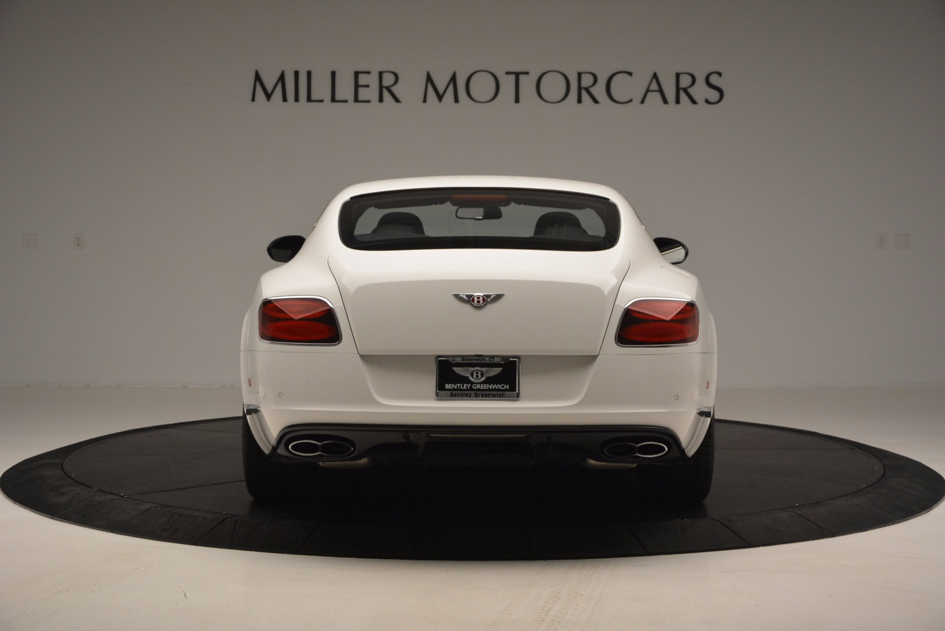 Used 2014 Bentley Continental GT V8 S For Sale In Westport, CT 806_p6