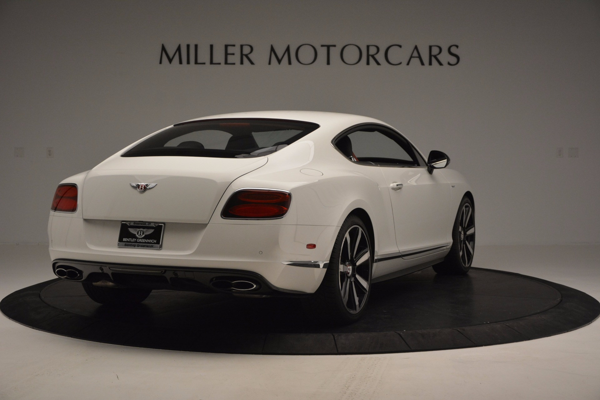 Used 2014 Bentley Continental GT V8 S For Sale In Westport, CT 806_p7