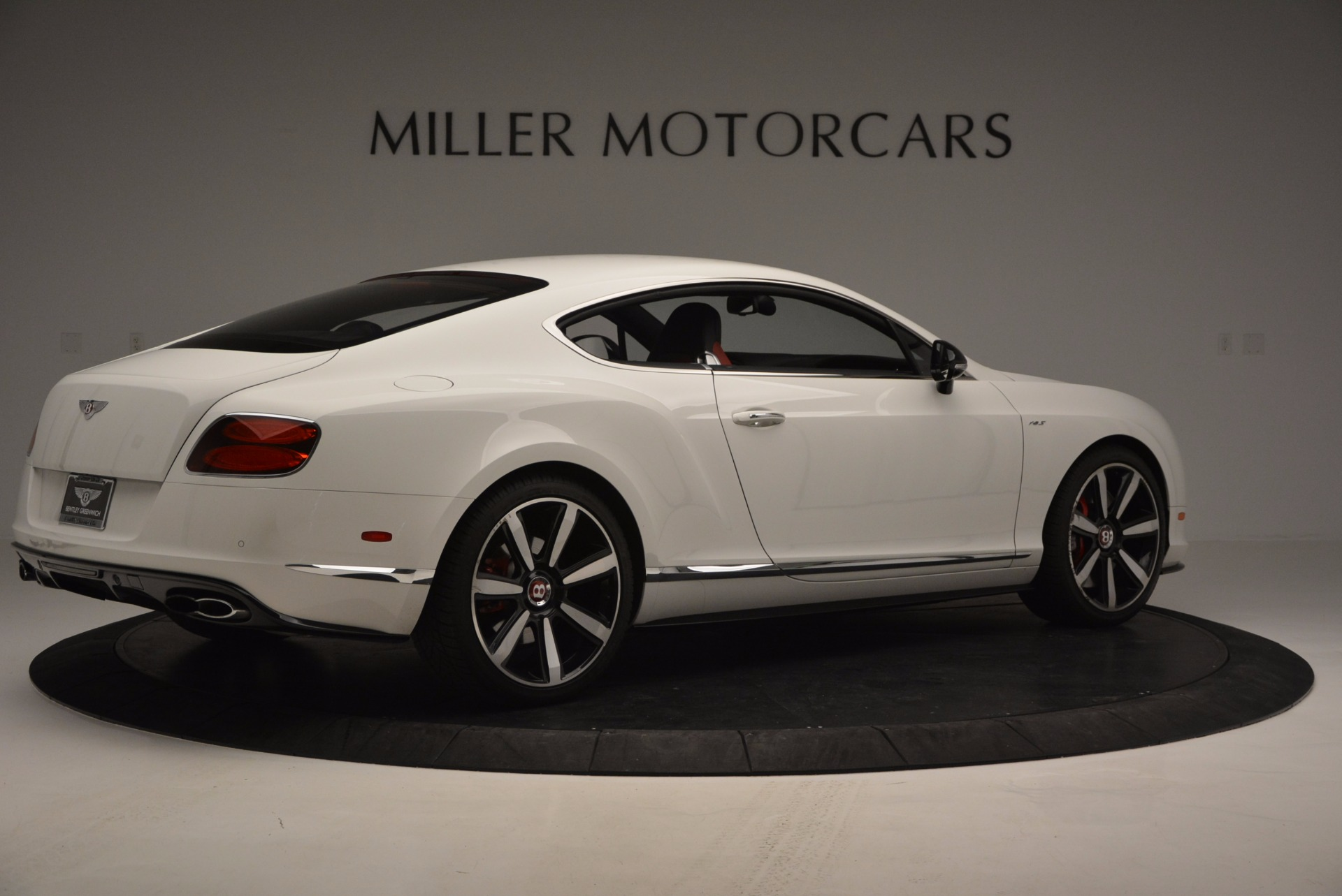 Used 2014 Bentley Continental GT V8 S For Sale In Westport, CT 806_p8