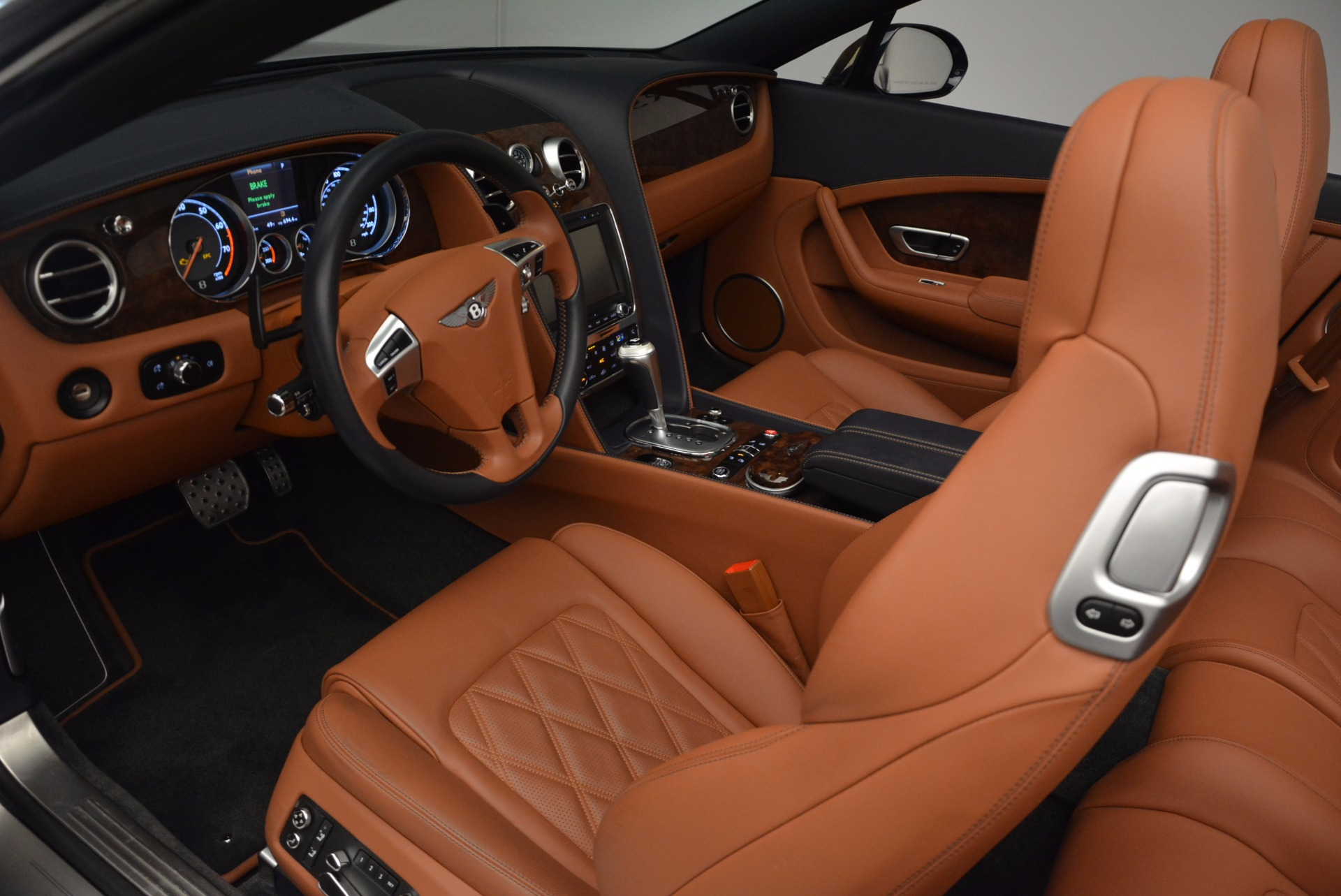 Used 2015 Bentley Continental GT V8 S For Sale In Westport, CT 807_p38