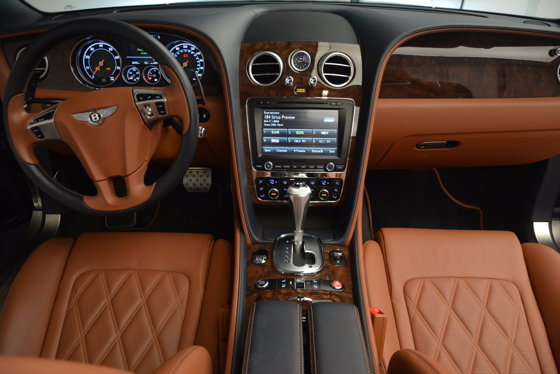 Used 2015 Bentley Continental GT V8 S For Sale In Westport, CT 807_p52