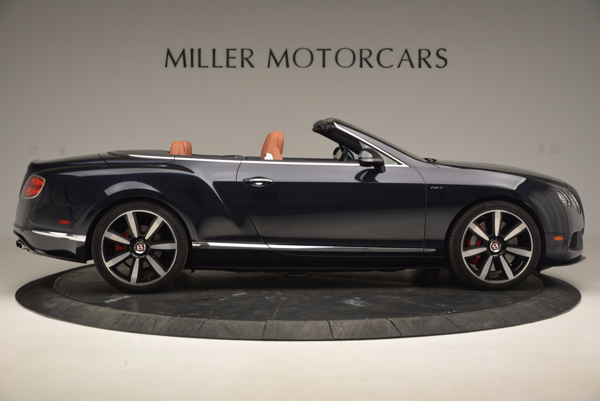 Used 2015 Bentley Continental GT V8 S For Sale In Westport, CT 807_p9