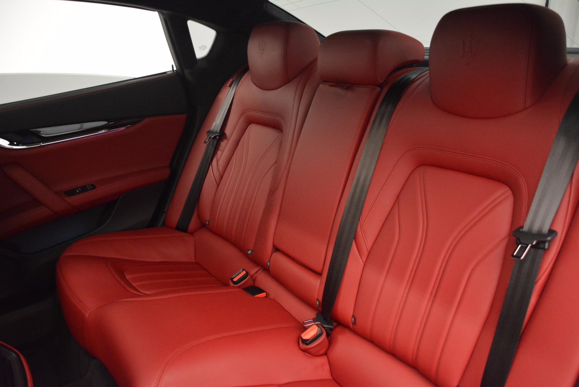 Used 2015 Maserati Quattroporte S Q4 For Sale In Westport, CT 809_p17