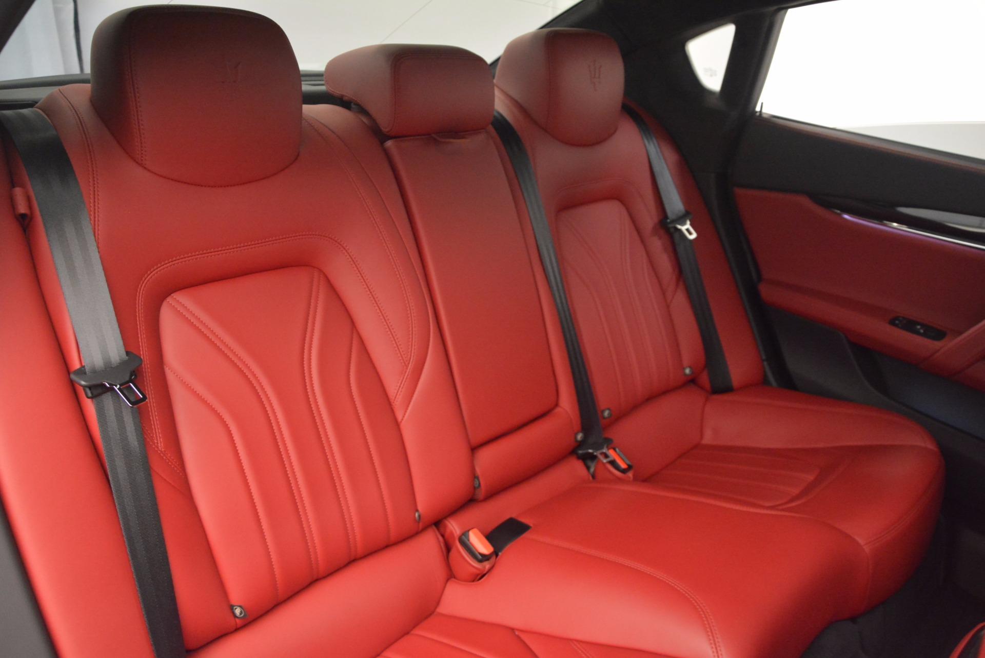 Used 2015 Maserati Quattroporte S Q4 For Sale In Westport, CT 809_p23