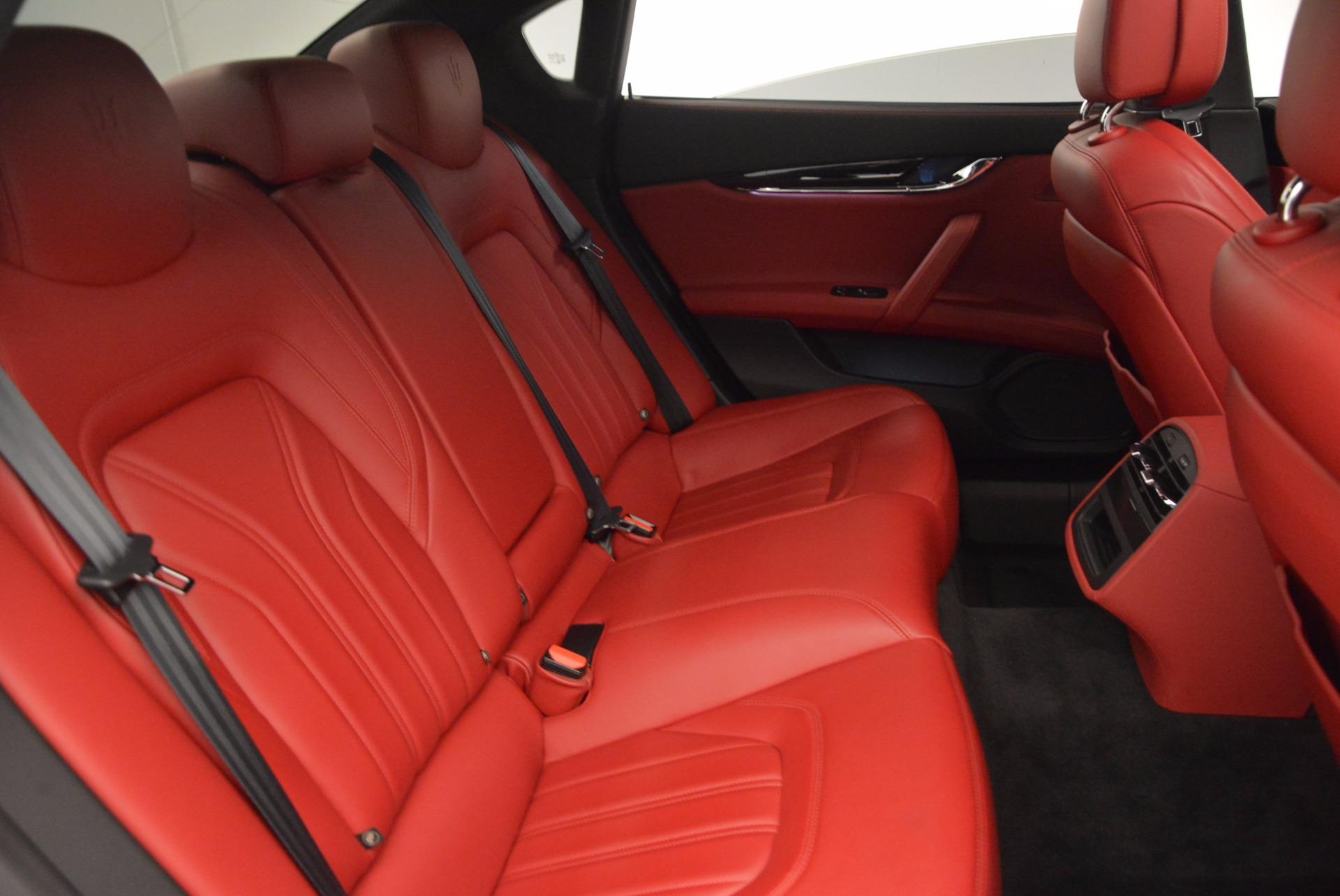 Used 2015 Maserati Quattroporte S Q4 For Sale In Westport, CT 809_p24