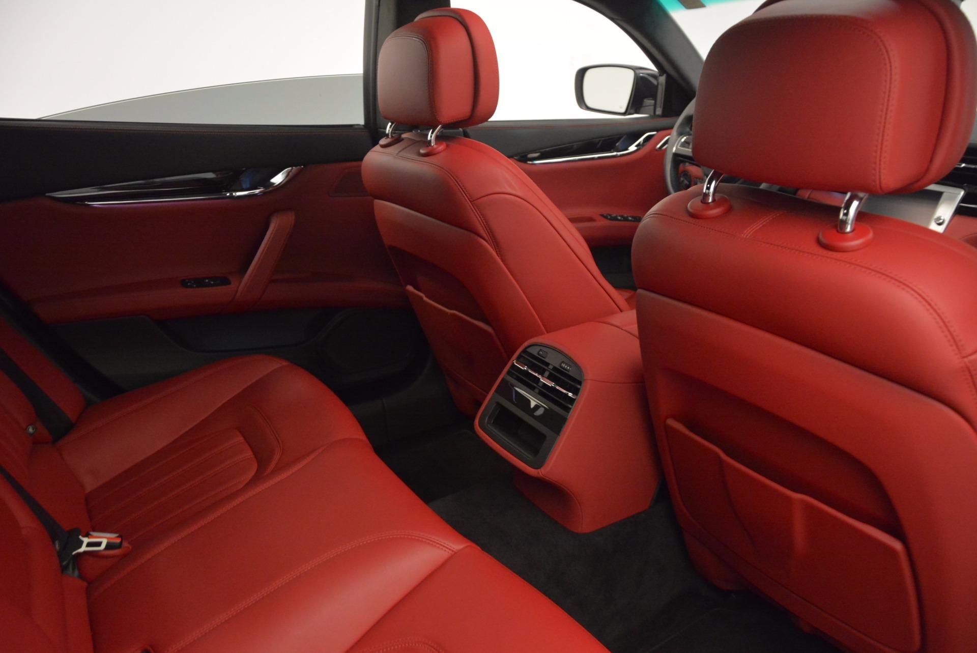 Used 2015 Maserati Quattroporte S Q4 For Sale In Westport, CT 809_p25