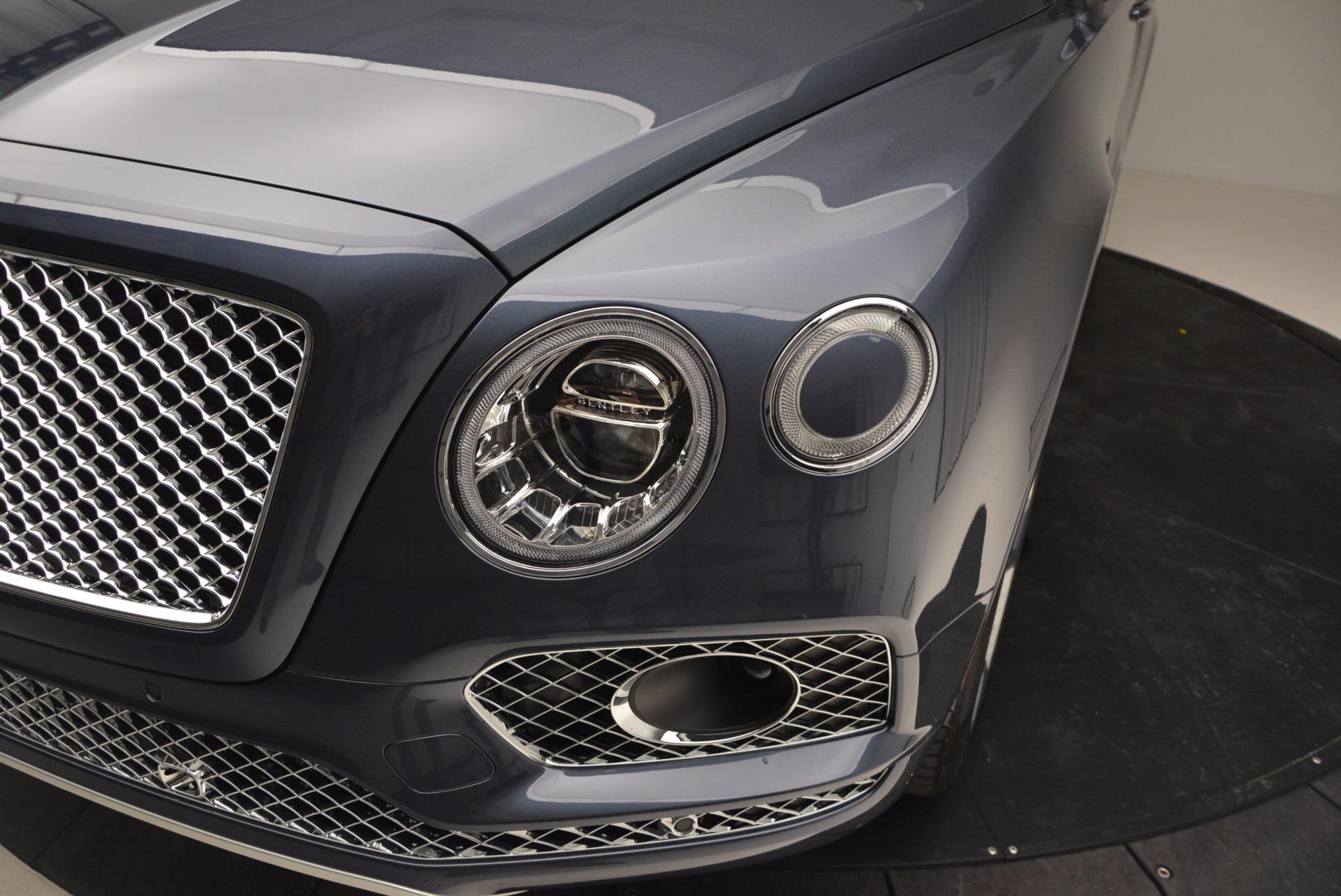 New 2017 Bentley Bentayga  For Sale In Westport, CT 810_p14