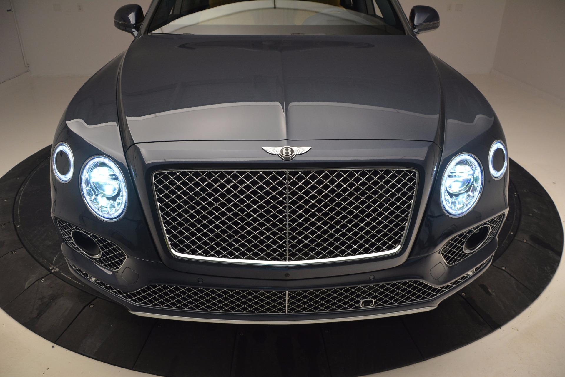 New 2017 Bentley Bentayga  For Sale In Westport, CT 810_p16