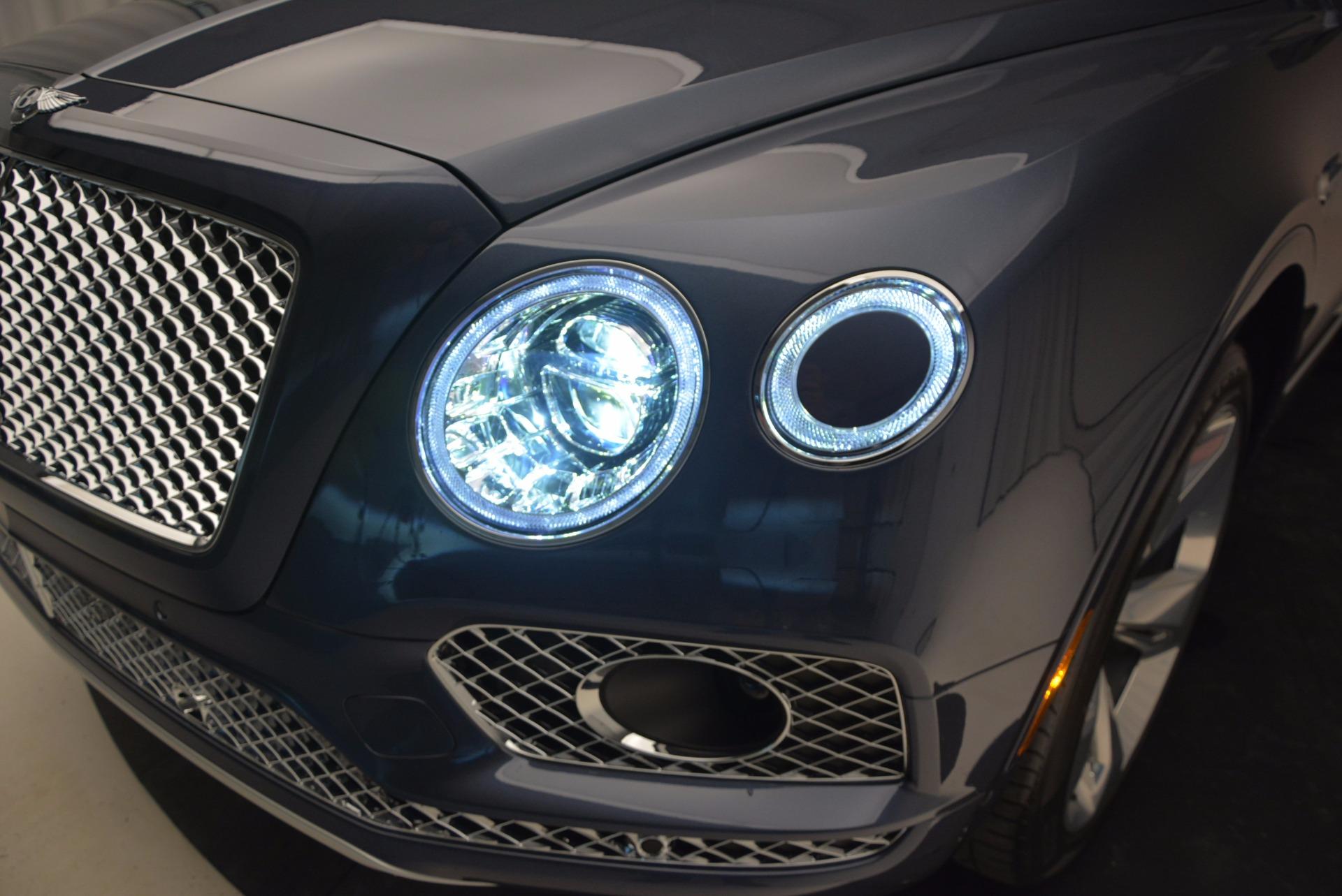 New 2017 Bentley Bentayga  For Sale In Westport, CT 810_p17