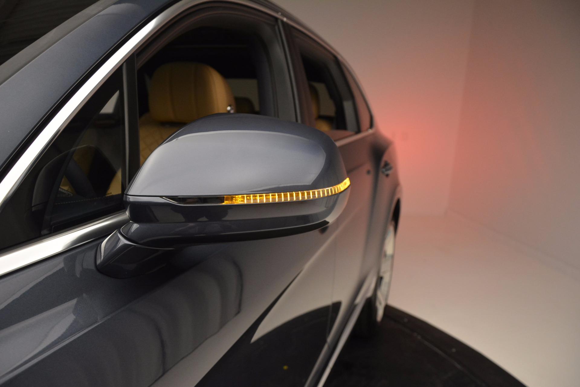 New 2017 Bentley Bentayga  For Sale In Westport, CT 810_p18