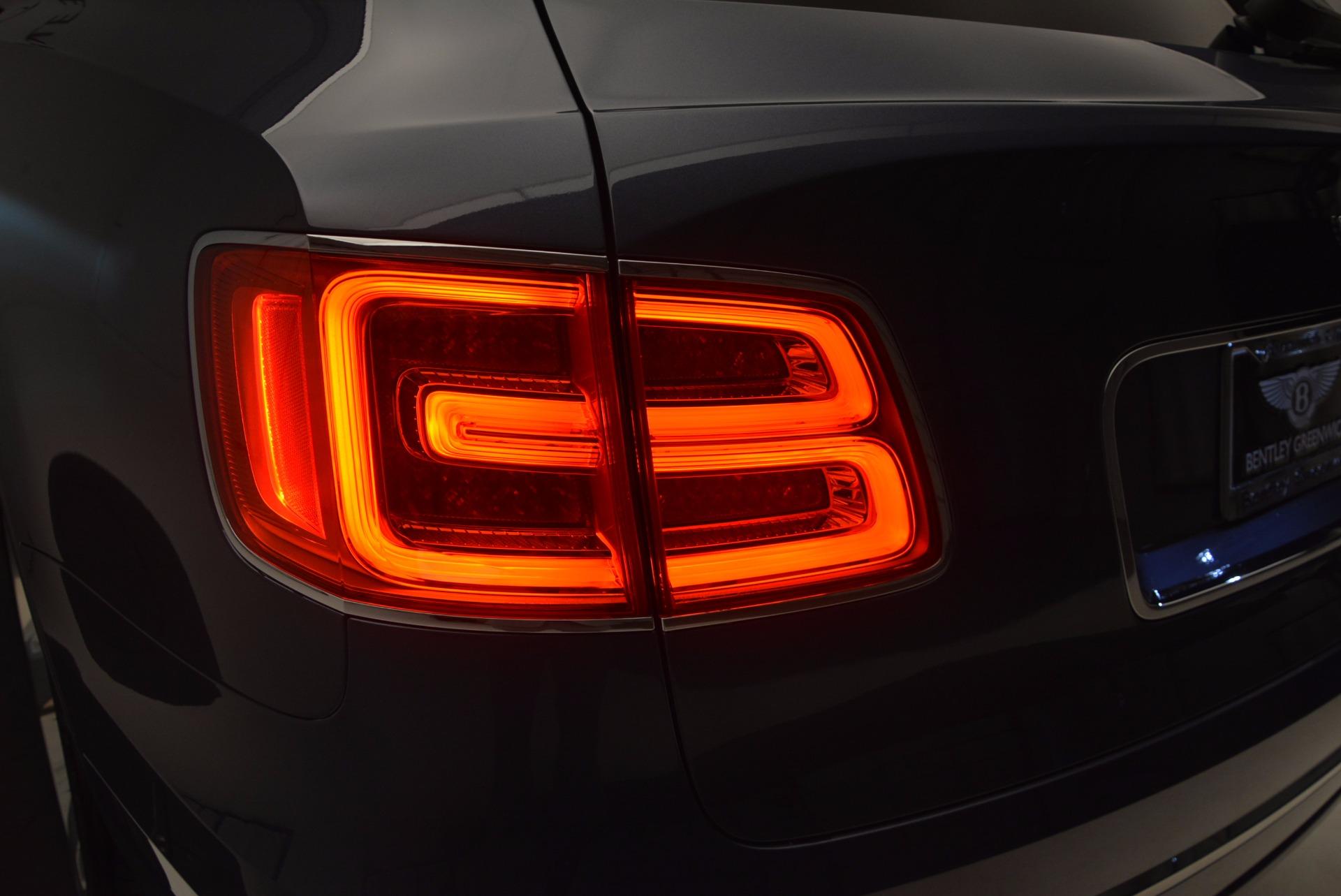 New 2017 Bentley Bentayga  For Sale In Westport, CT 810_p19