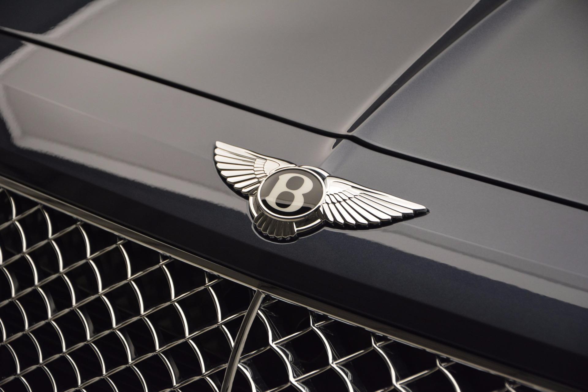 New 2017 Bentley Bentayga  For Sale In Westport, CT 810_p20