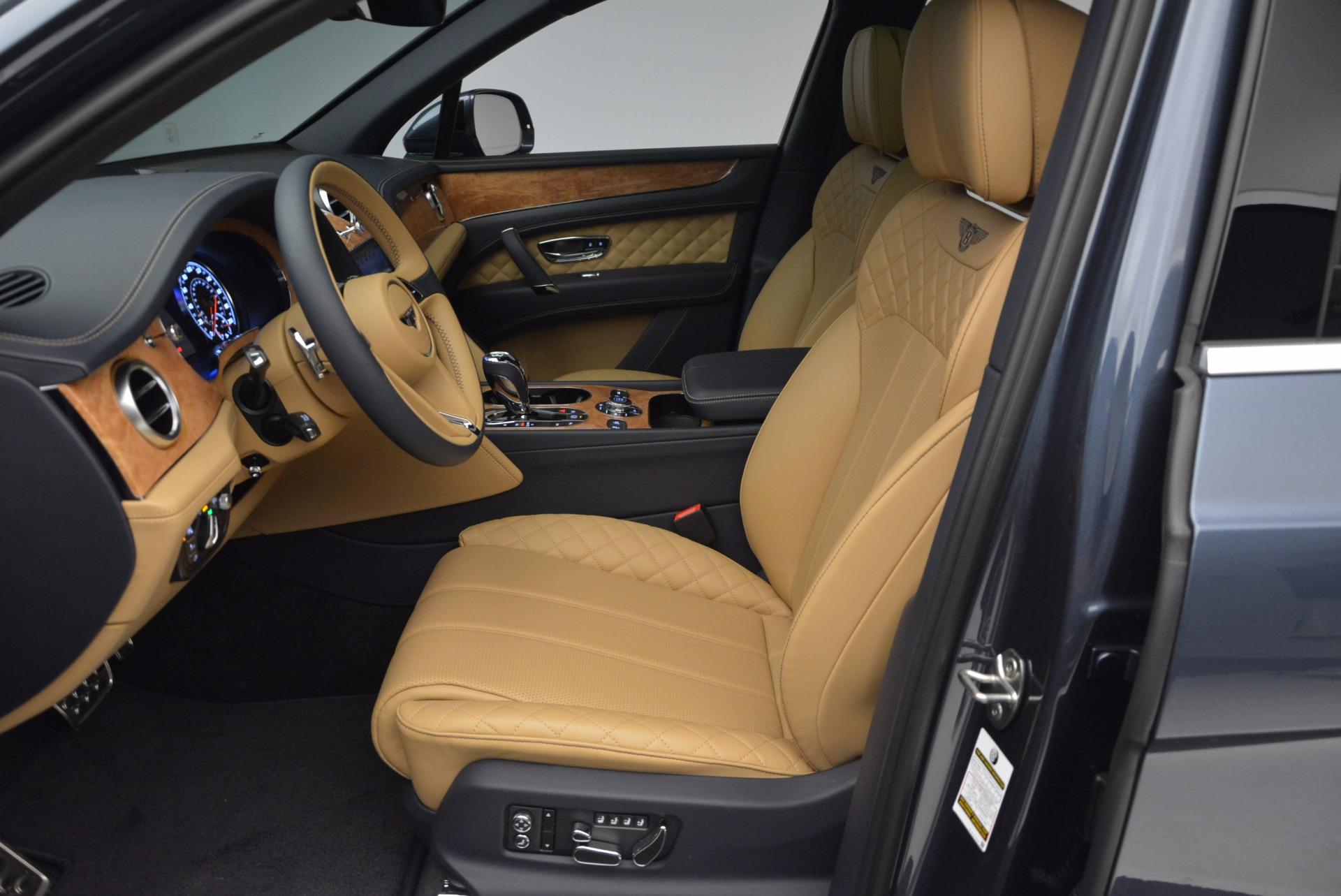 New 2017 Bentley Bentayga  For Sale In Westport, CT 810_p25
