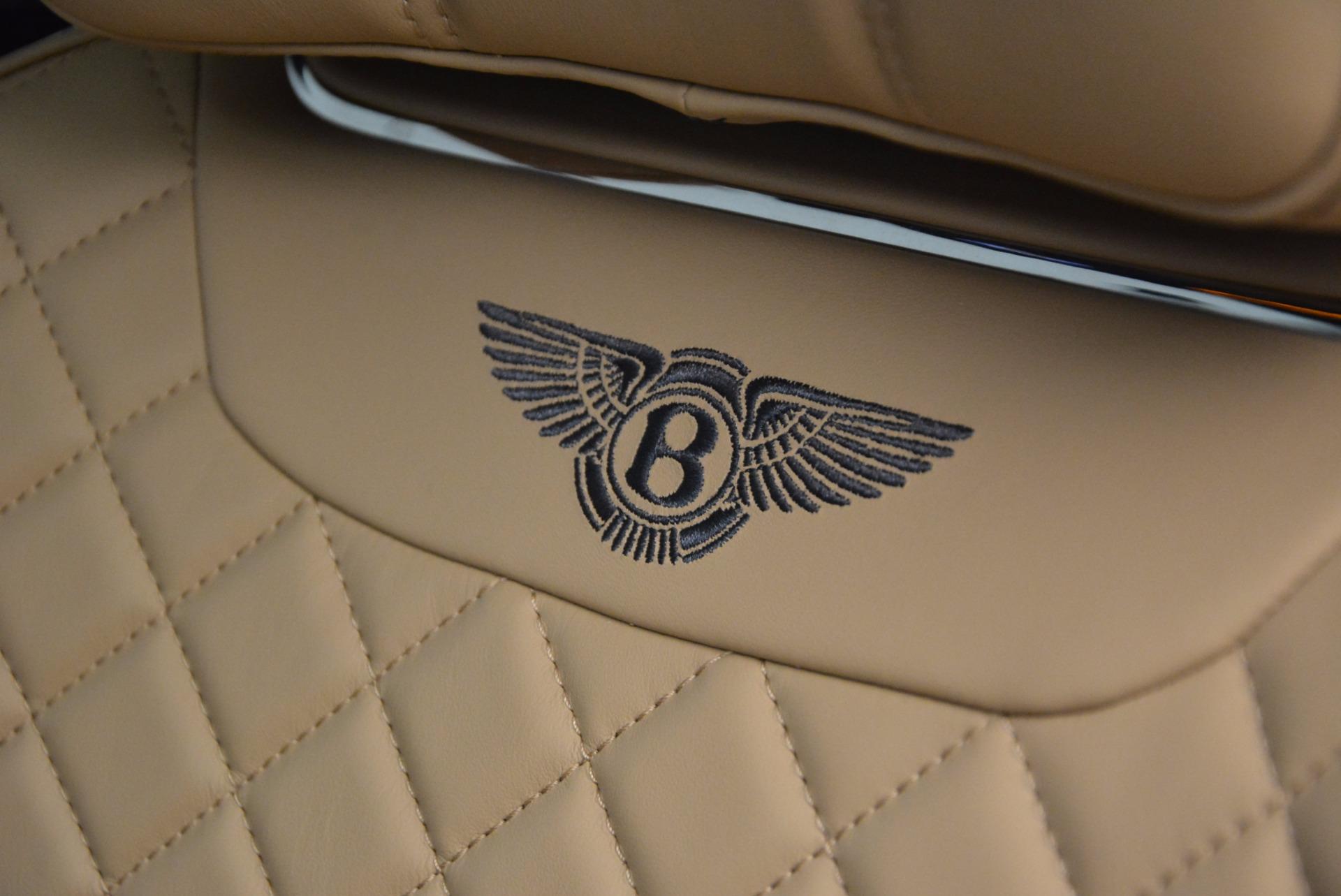 New 2017 Bentley Bentayga  For Sale In Westport, CT 810_p28