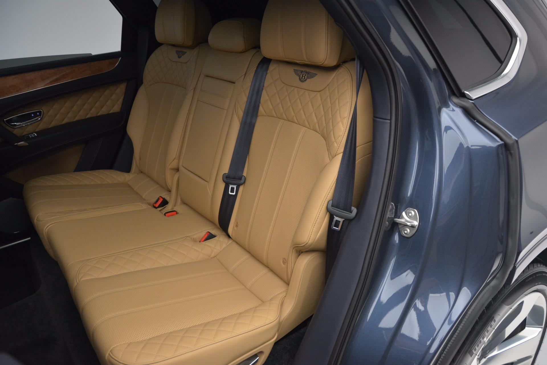 New 2017 Bentley Bentayga  For Sale In Westport, CT 810_p30