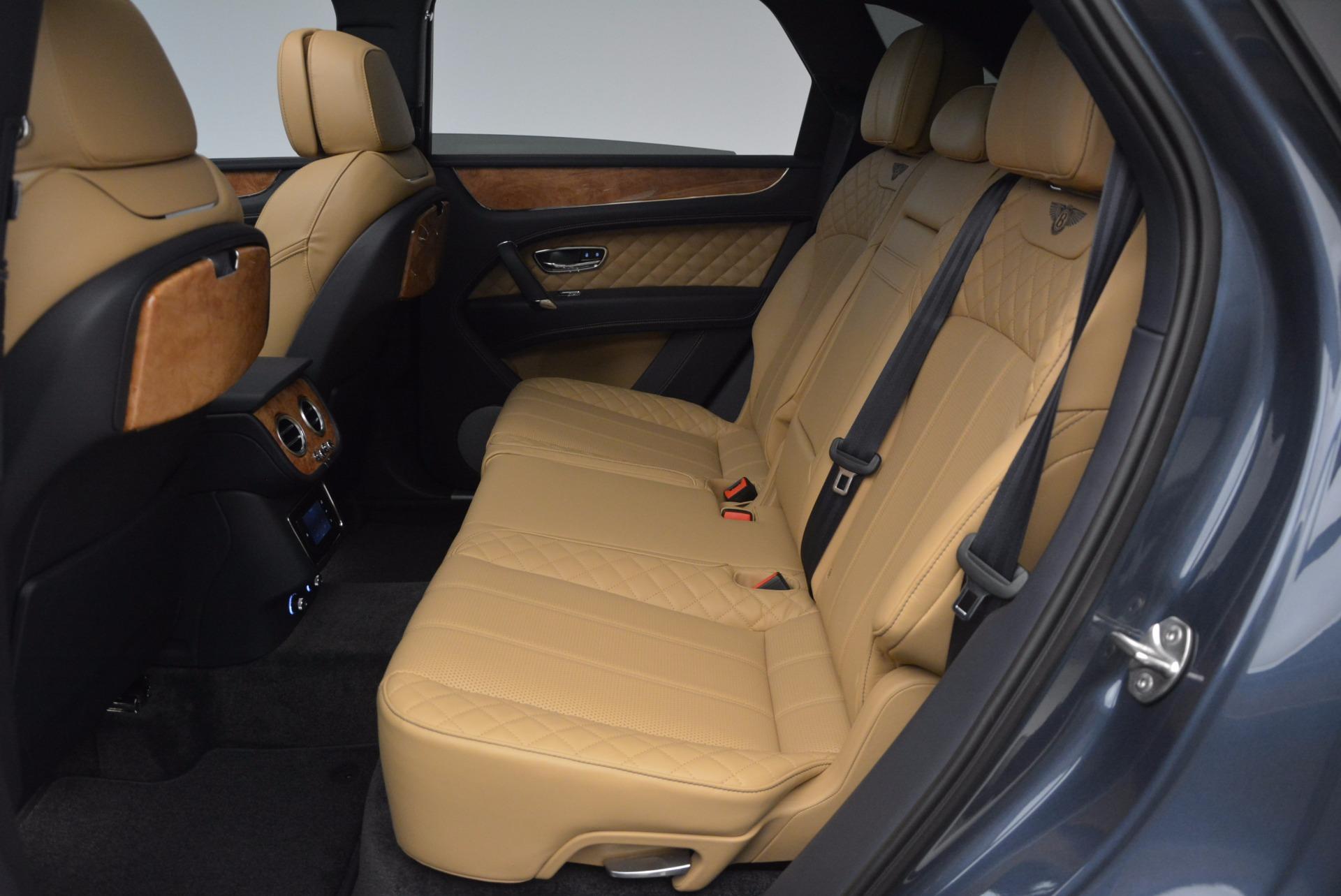 New 2017 Bentley Bentayga  For Sale In Westport, CT 810_p31