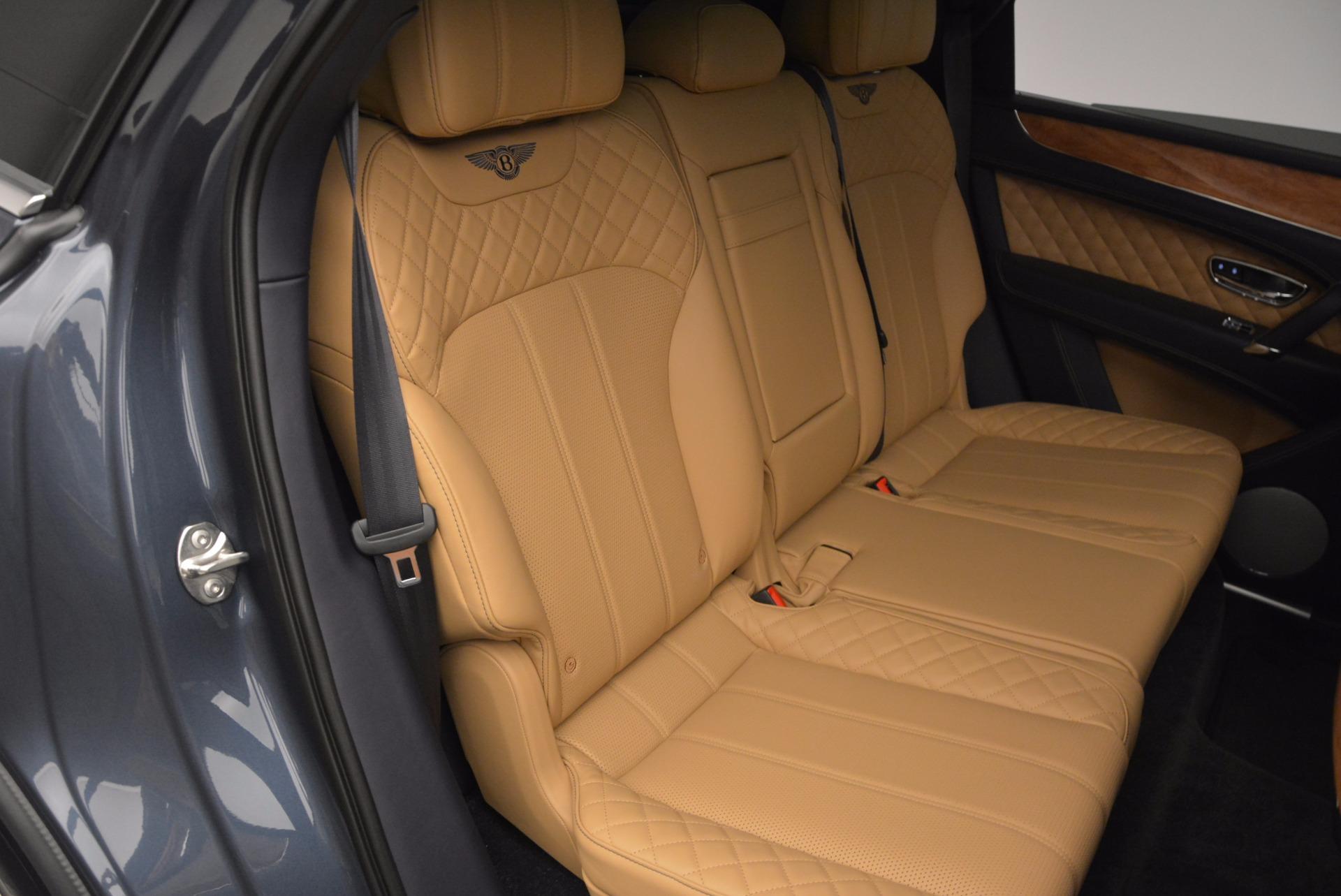 New 2017 Bentley Bentayga  For Sale In Westport, CT 810_p35
