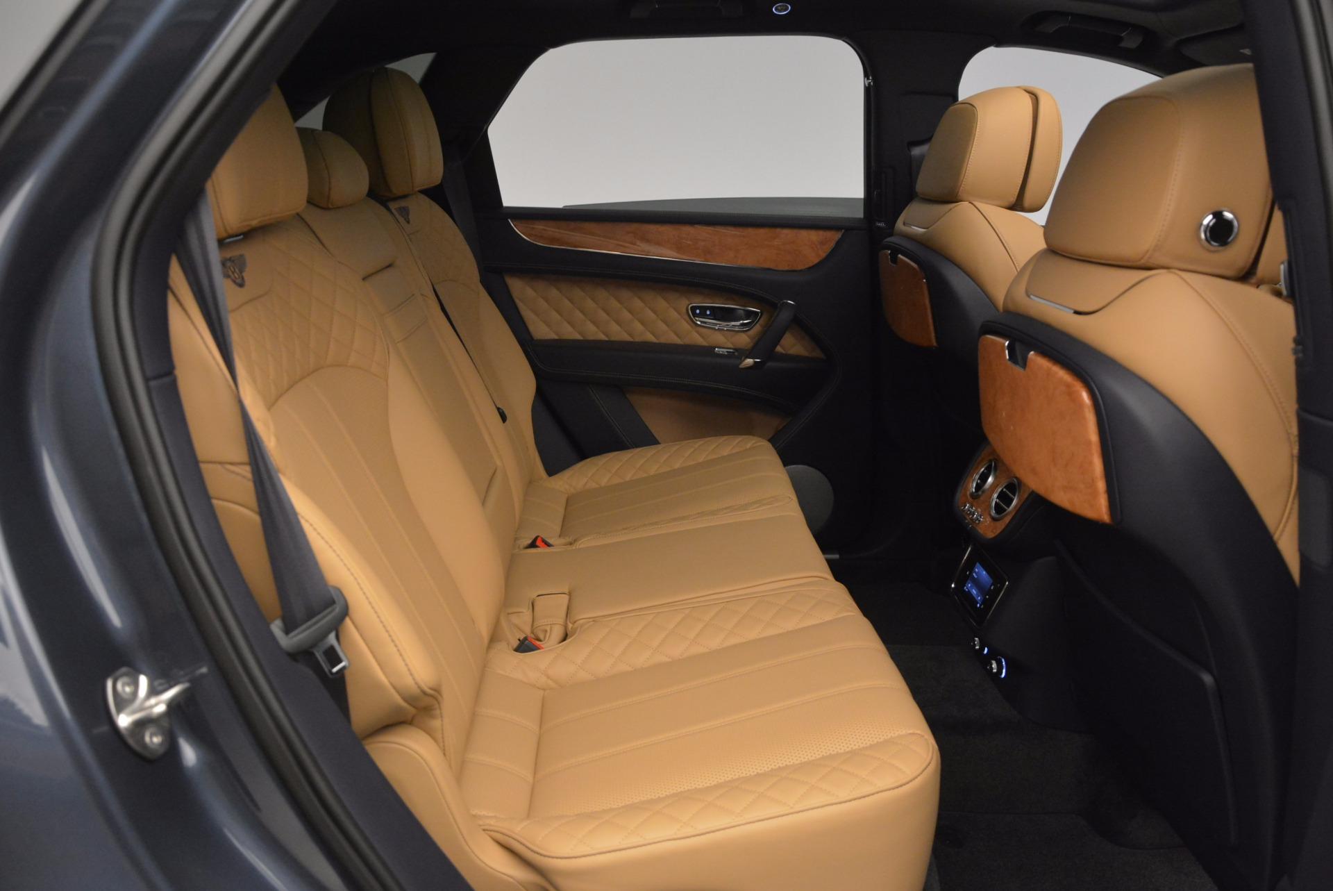 New 2017 Bentley Bentayga  For Sale In Westport, CT 810_p36