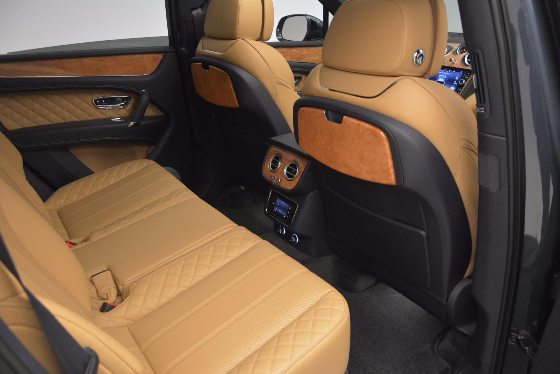 New 2017 Bentley Bentayga  For Sale In Westport, CT 810_p37
