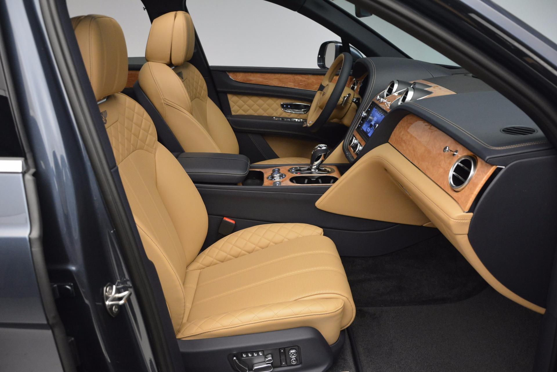 New 2017 Bentley Bentayga  For Sale In Westport, CT 810_p40
