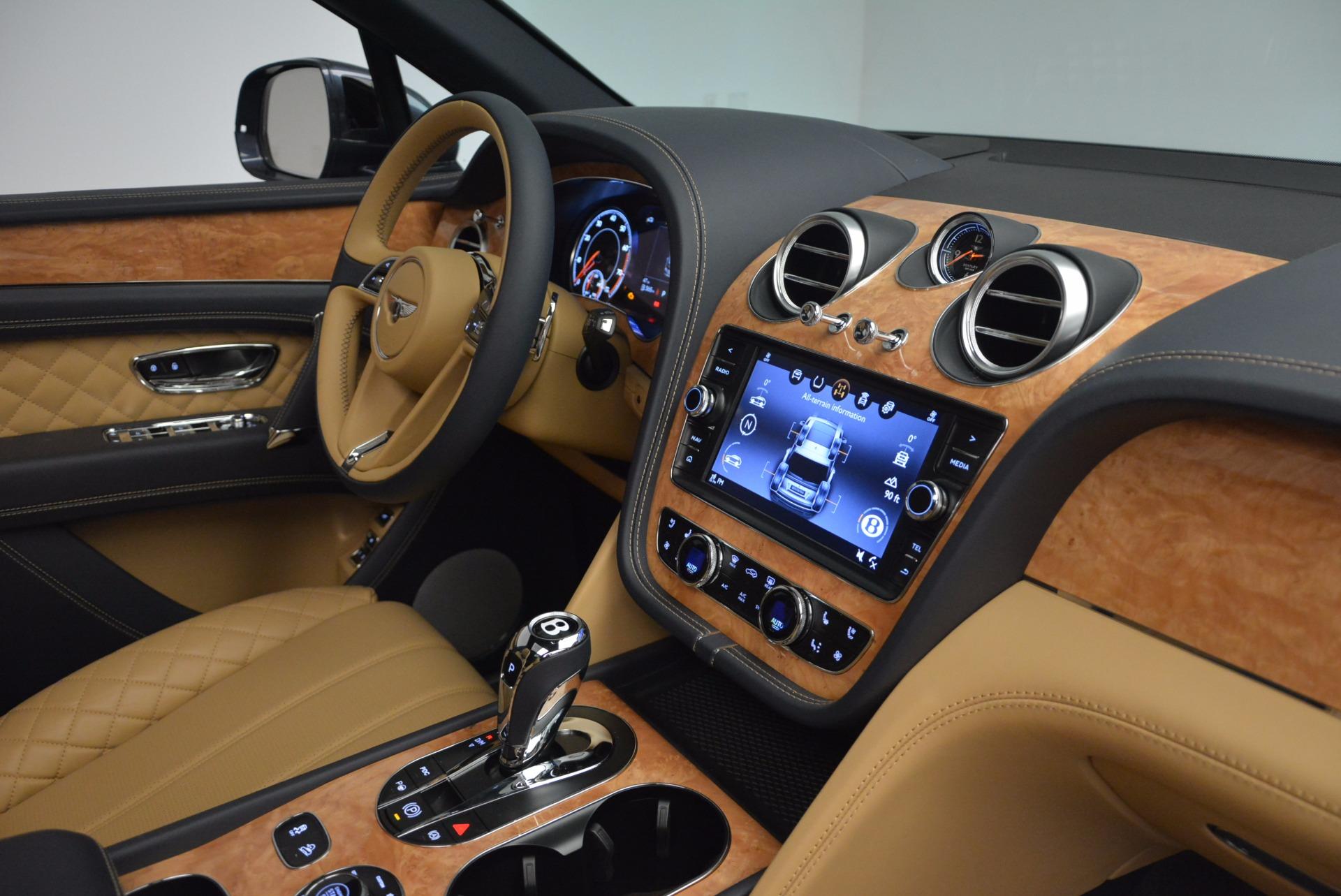 New 2017 Bentley Bentayga  For Sale In Westport, CT 810_p42